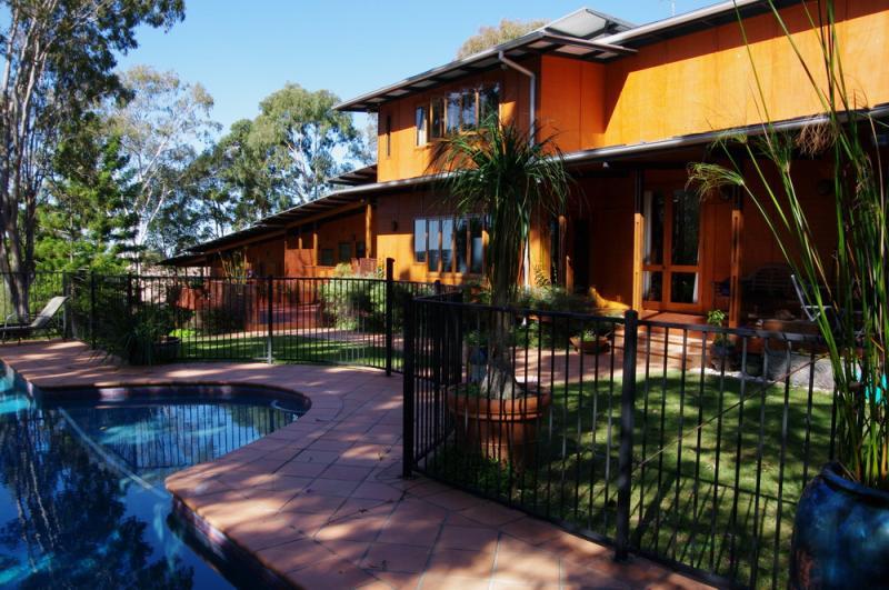 Leatherwood Lodge, Brookfield (incl. Brisbane Forest Park)
