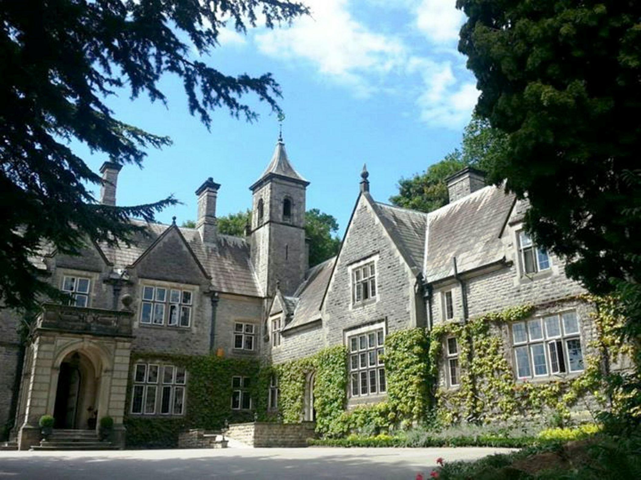 Callow Hall, Staffordshire