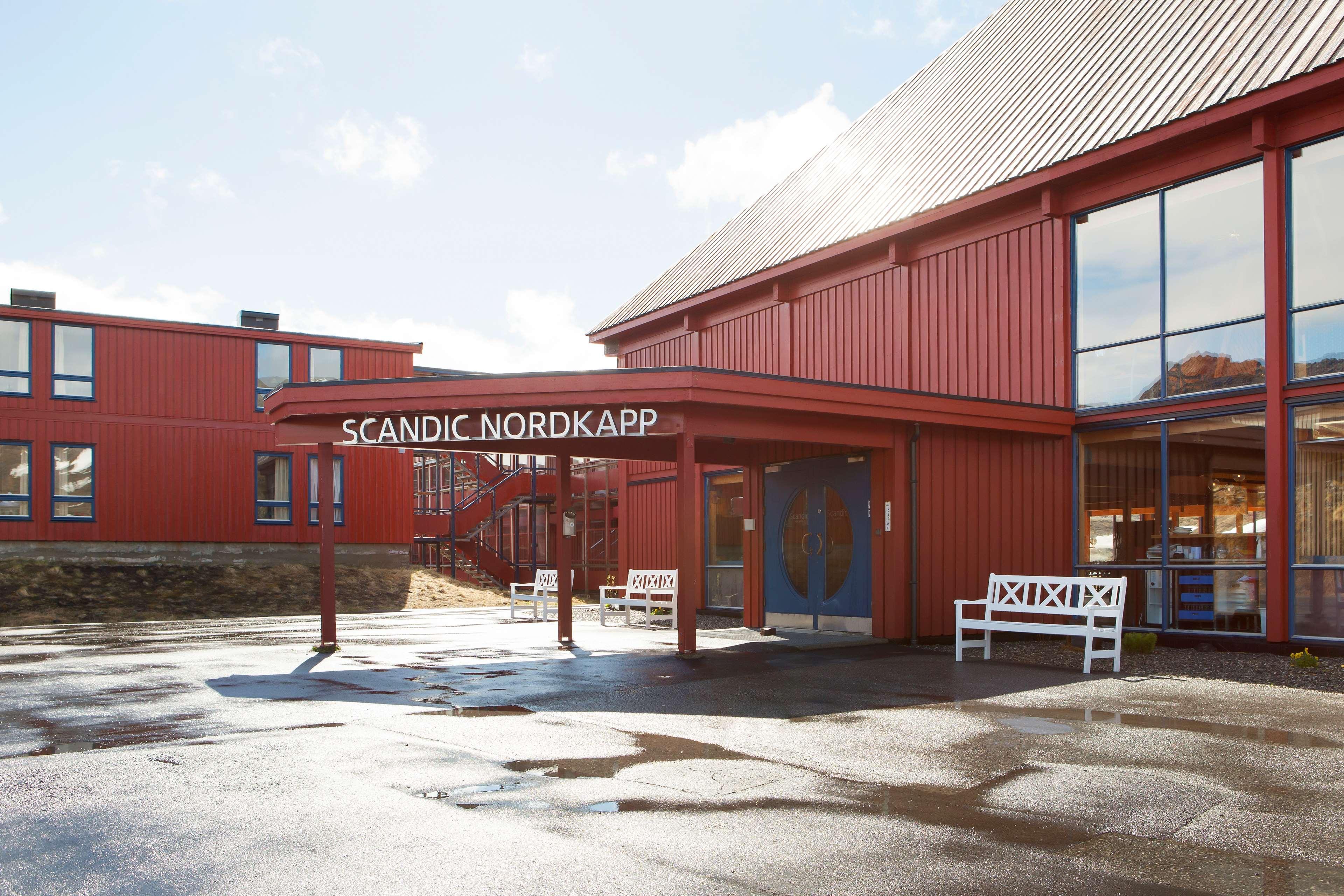 Scandic Nordkapp, Nordkapp