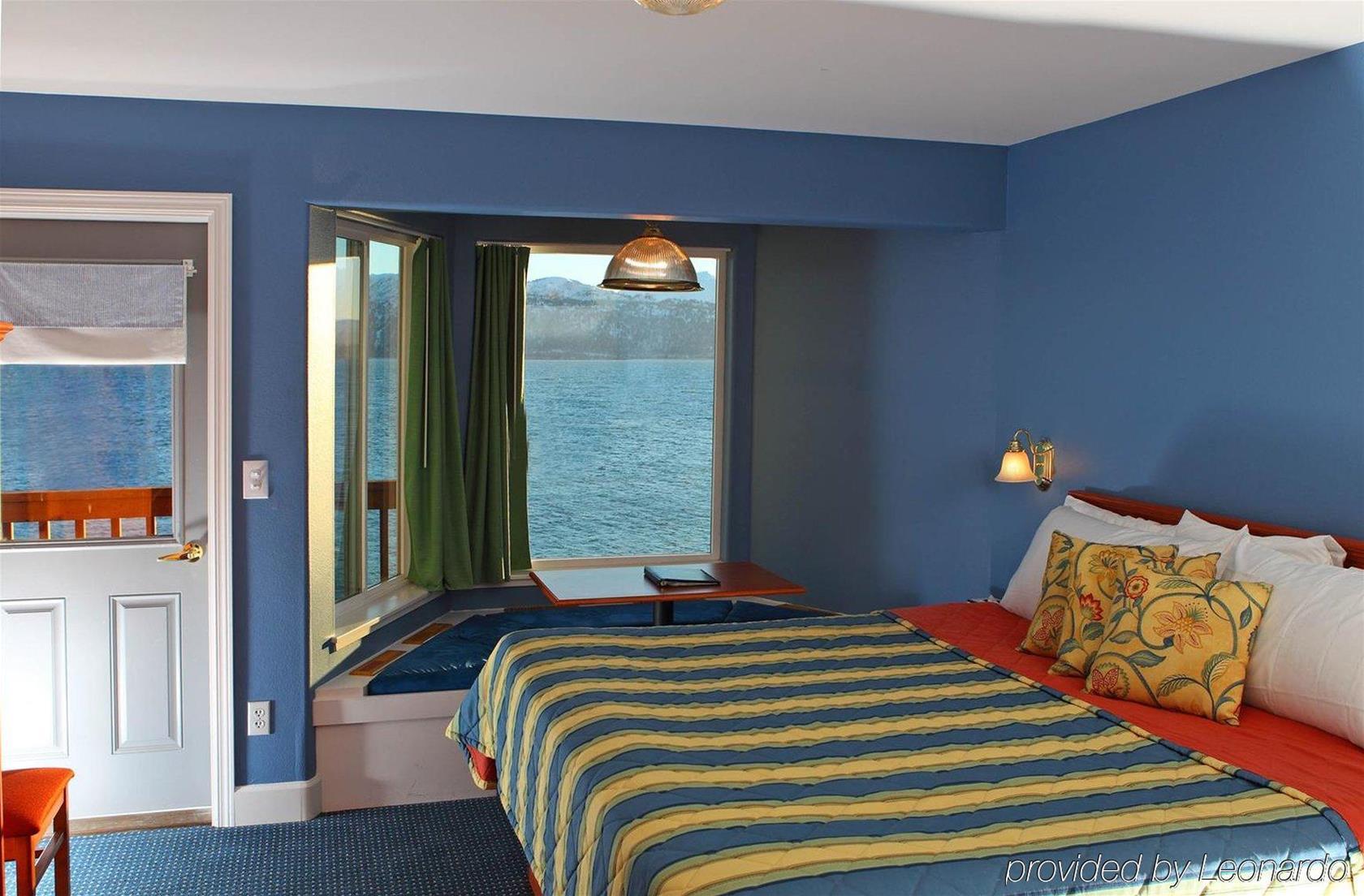 Land's End Resort, Kenai Peninsula