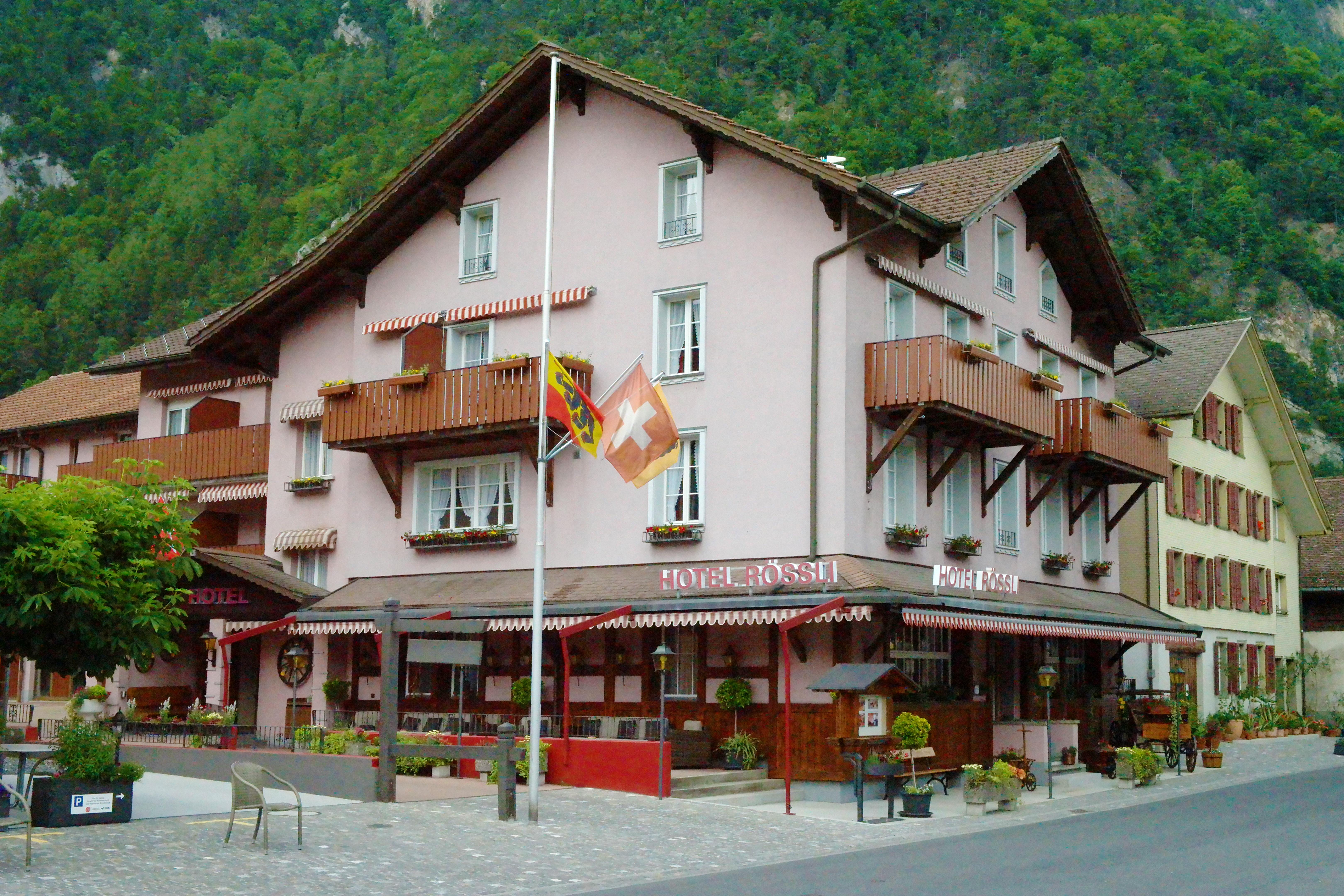 Rössli, Interlaken