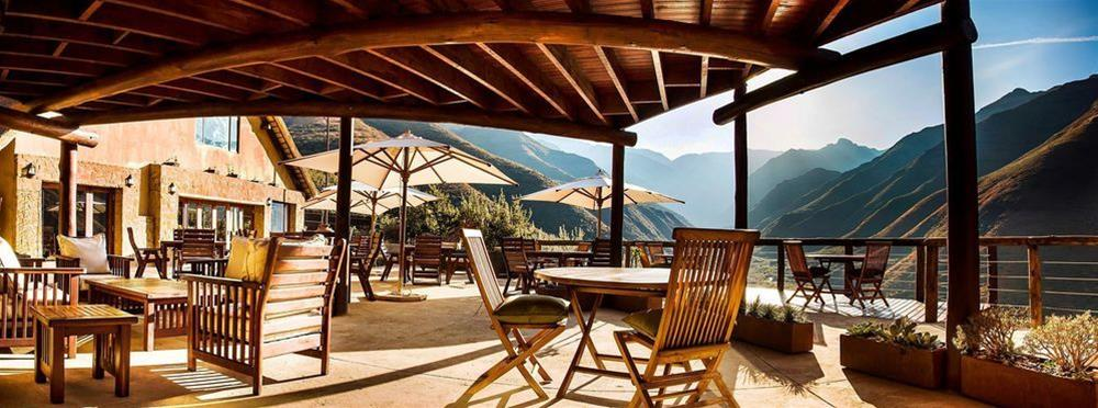Maliba Mountain Lodge en TSEHLANYANE NATIONALPARK