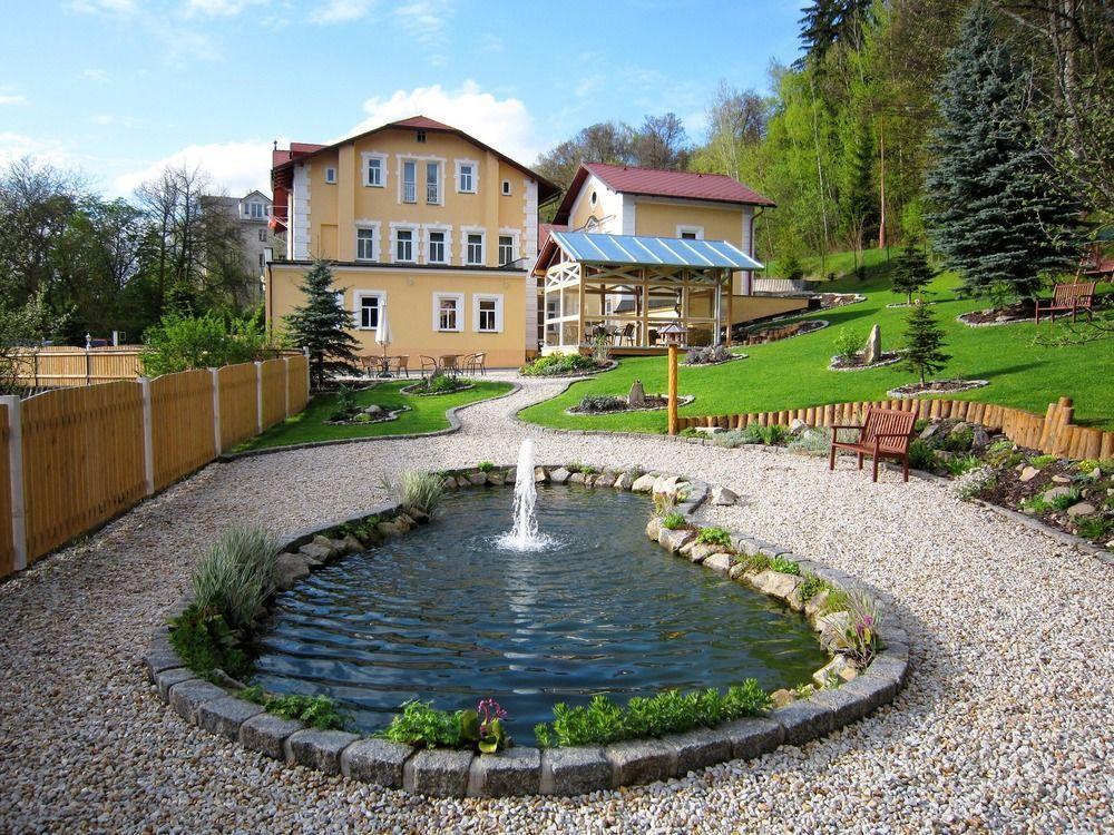 SwissHouse Apartmets & Spa, Cheb