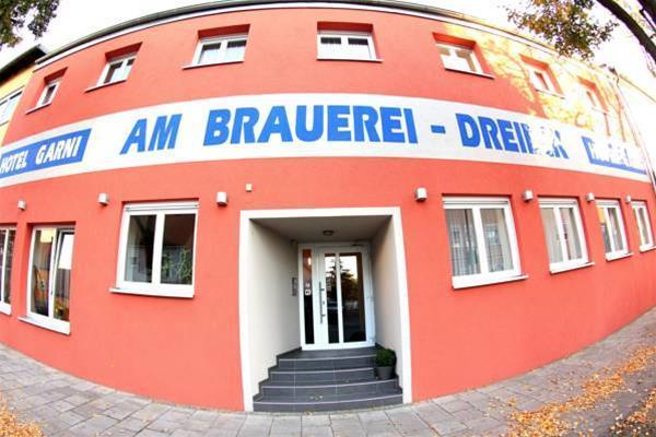 Am Brauerei-Dreieck, Bamberg