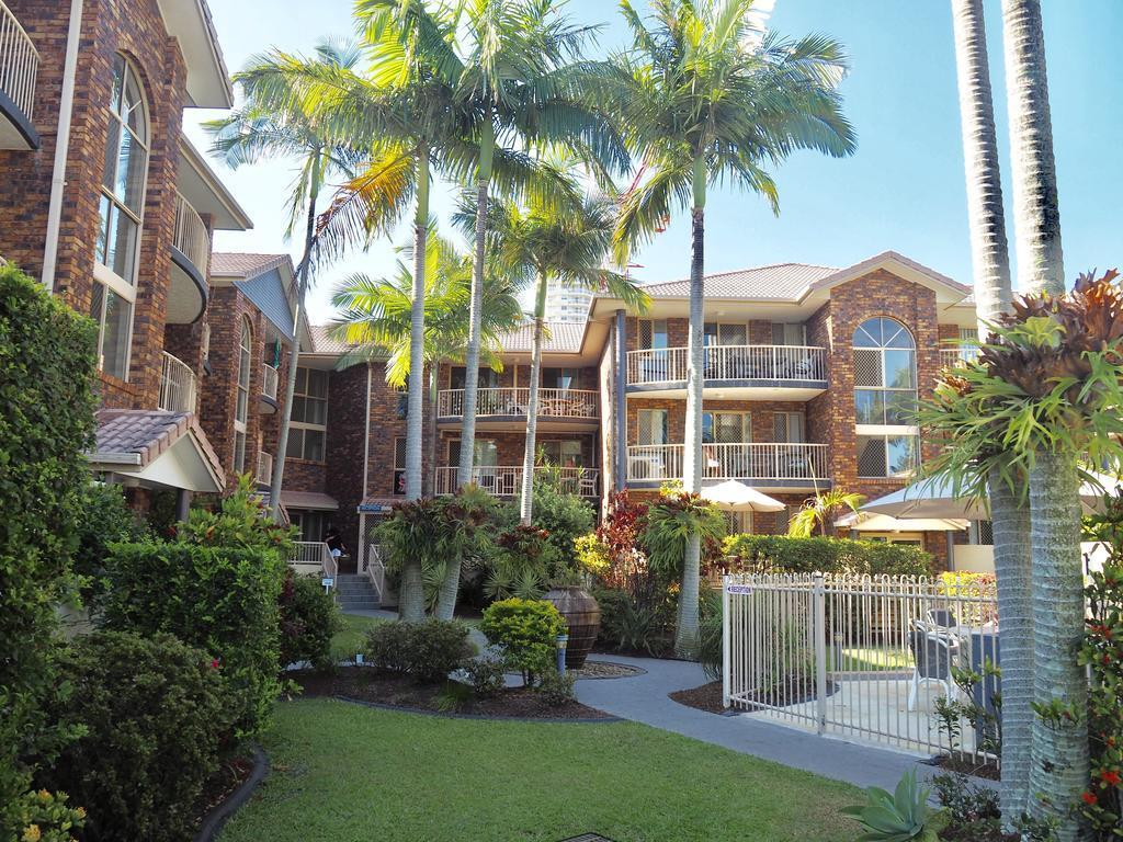 Oceanside Cove Holiday Apartments, Burleigh Heads