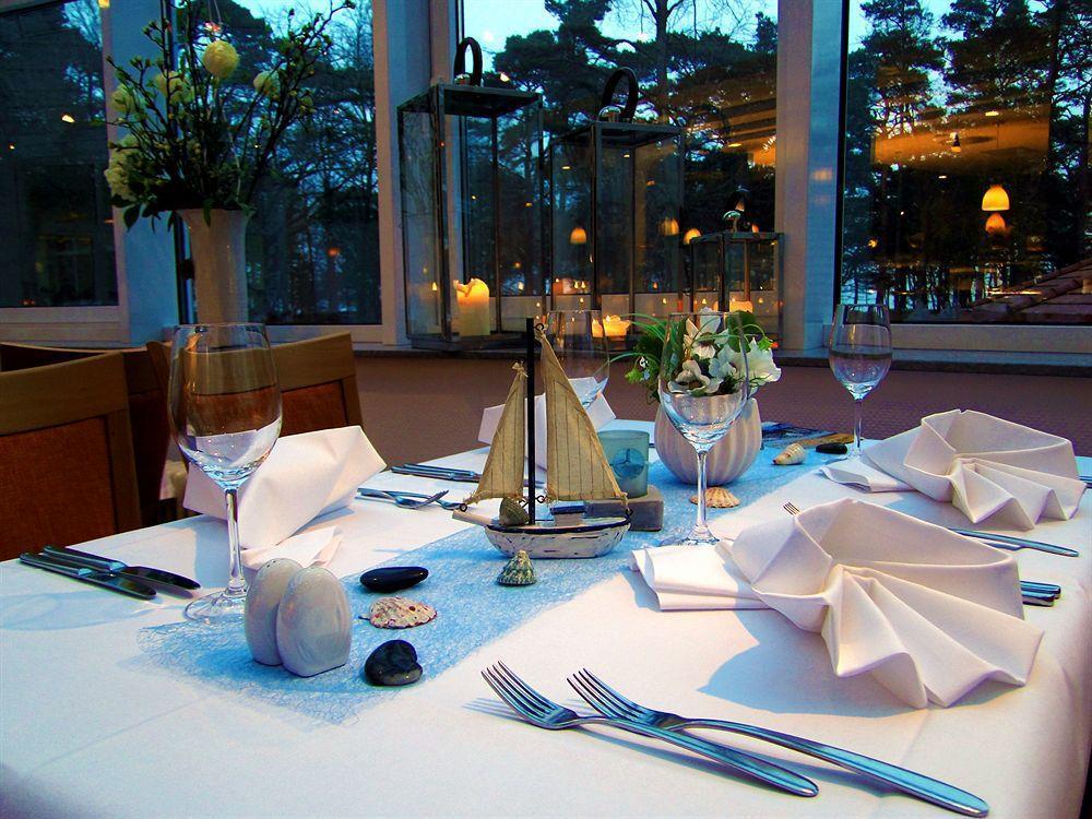 Seehotel Binz-Therme Rügen - Hotel, Vorpommern-Rügen