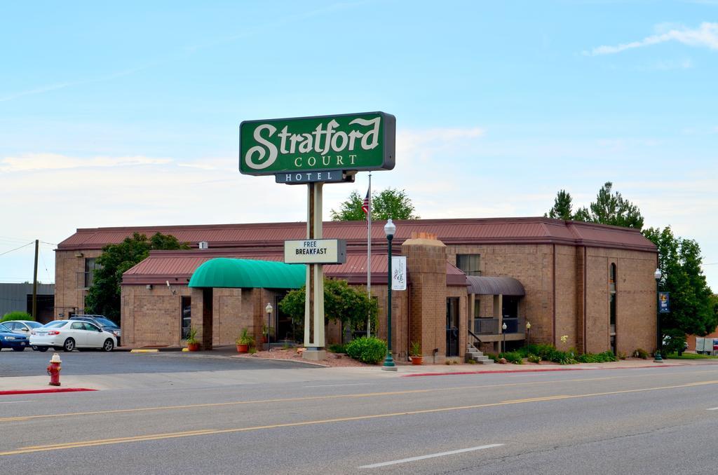 Stratford Court Cedar City, Iron