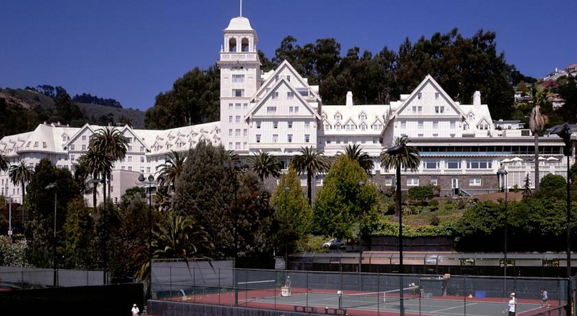 Claremont Club and Spa, A Fairmont Hotel, Alameda