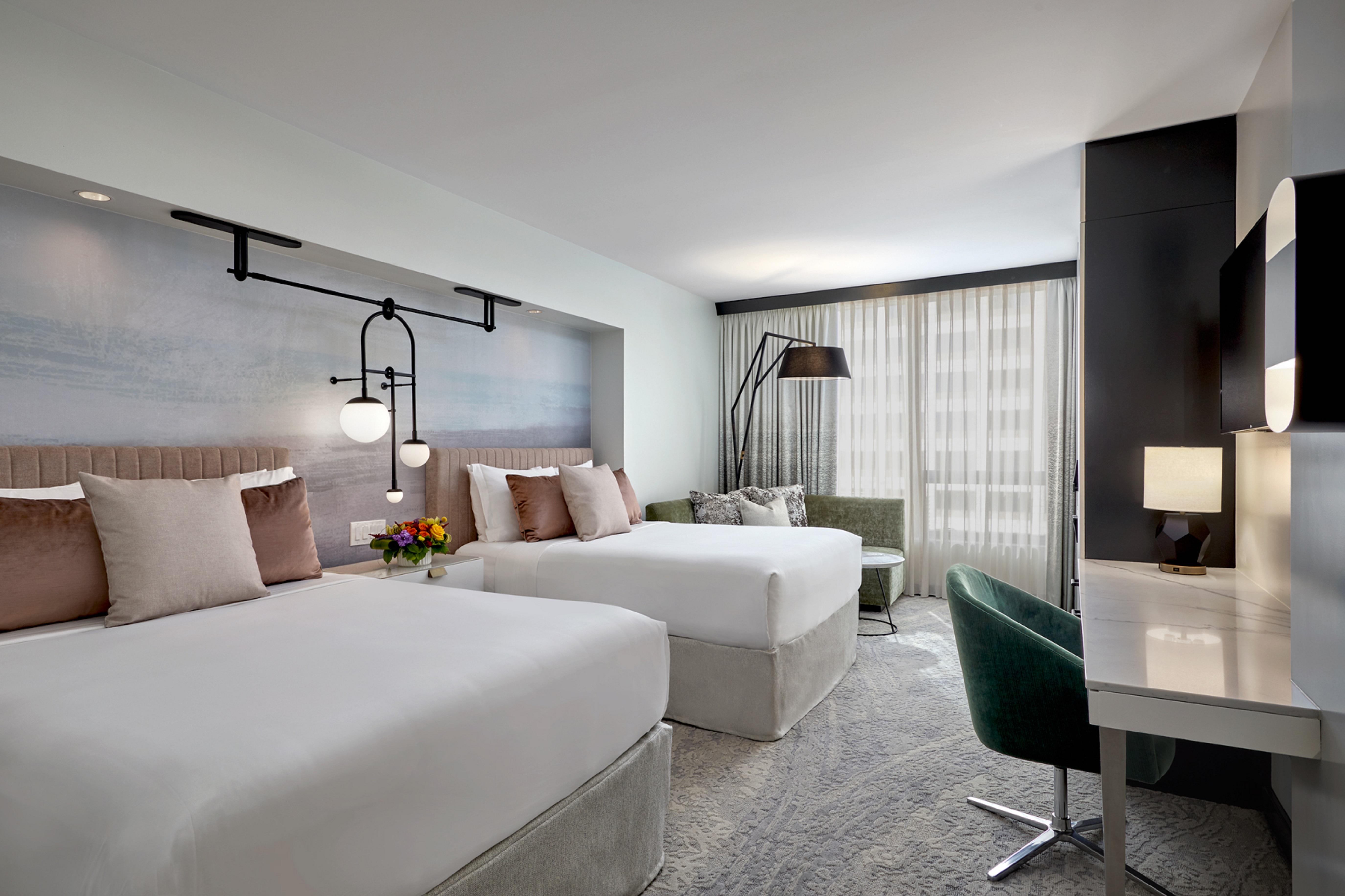 Hotel 1000, King