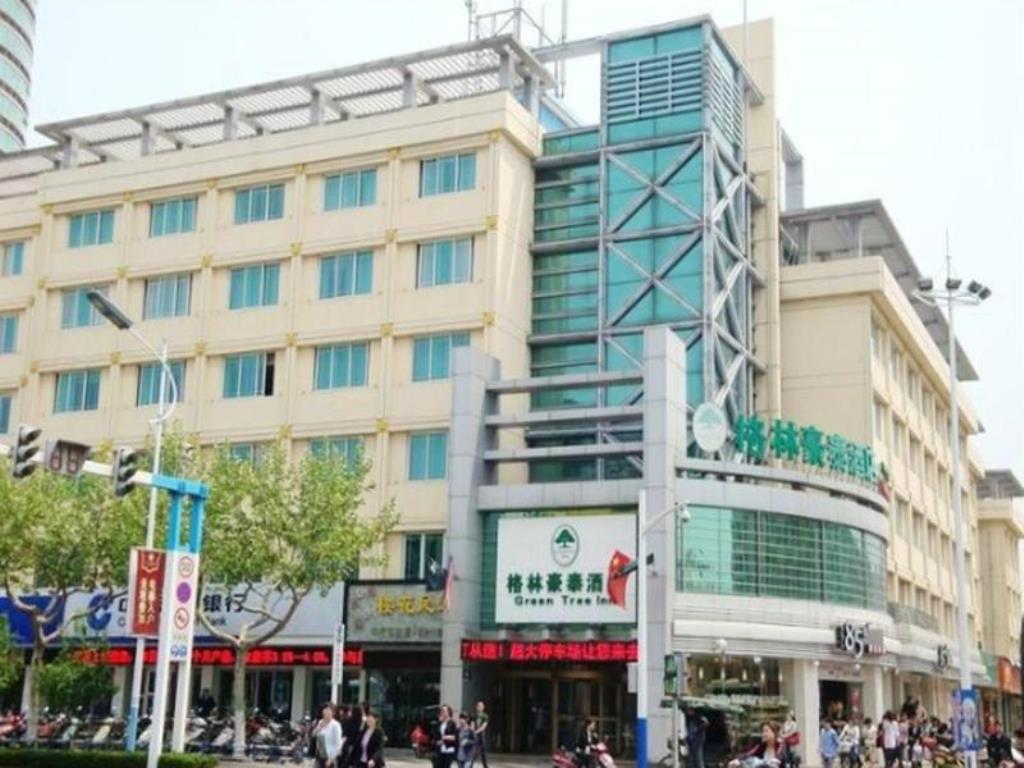 GreenTree Inn Changshu Haiyu South Road Business H, Suzhou