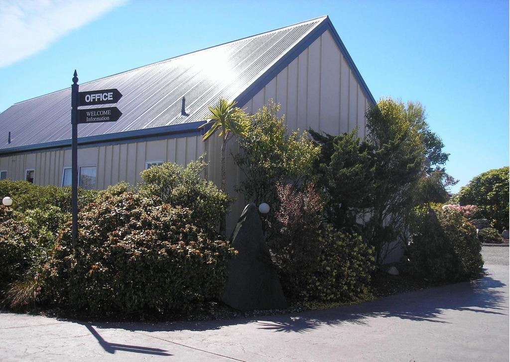 Jade Court Motor Lodge, Westland