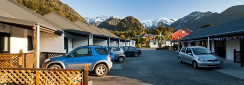 Alpine Glacier Motel, Westland