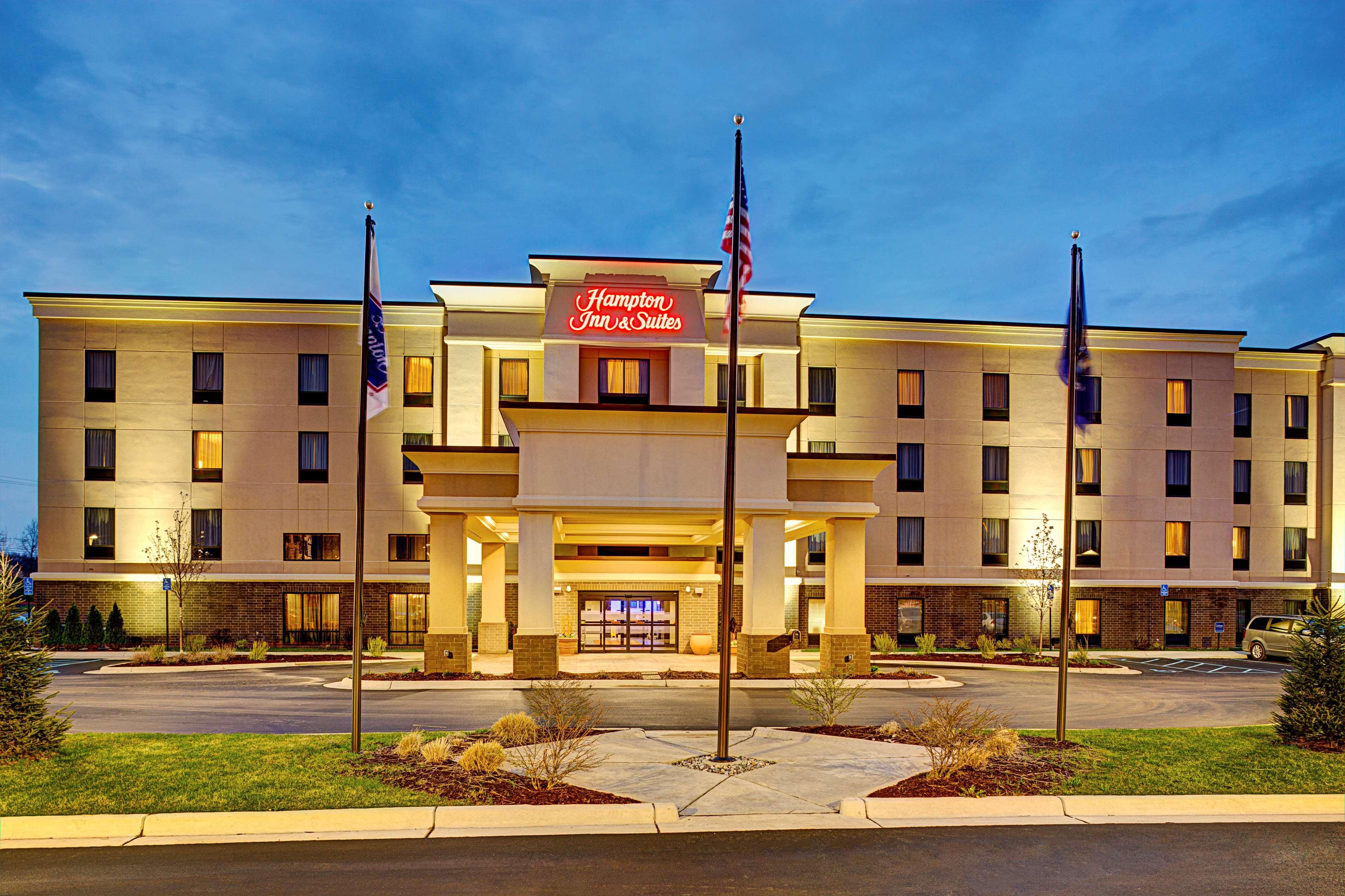 Hampton Inn and Suites Lansing/West, MI, Eaton