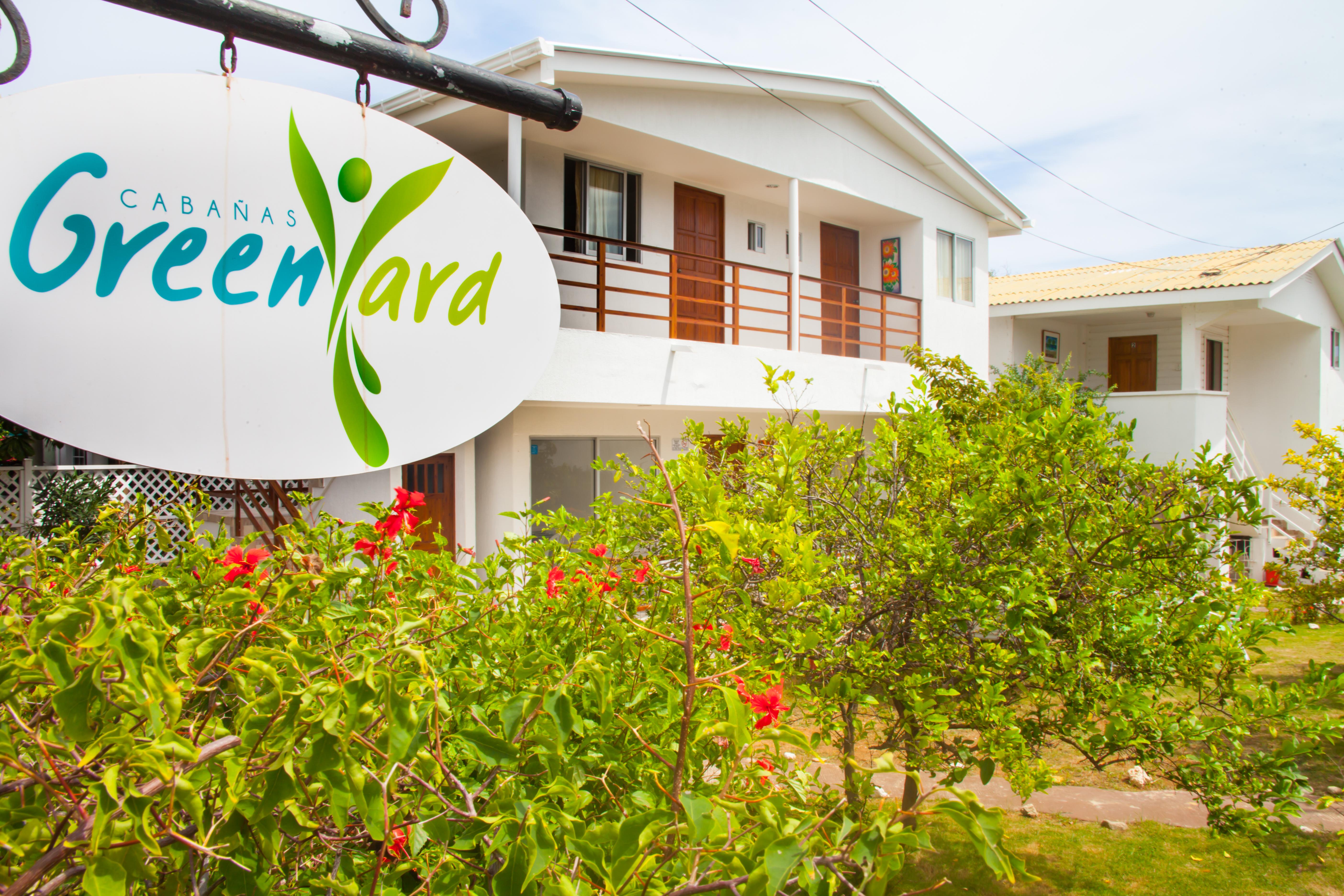 Cabanas Green Yard, San Andrés