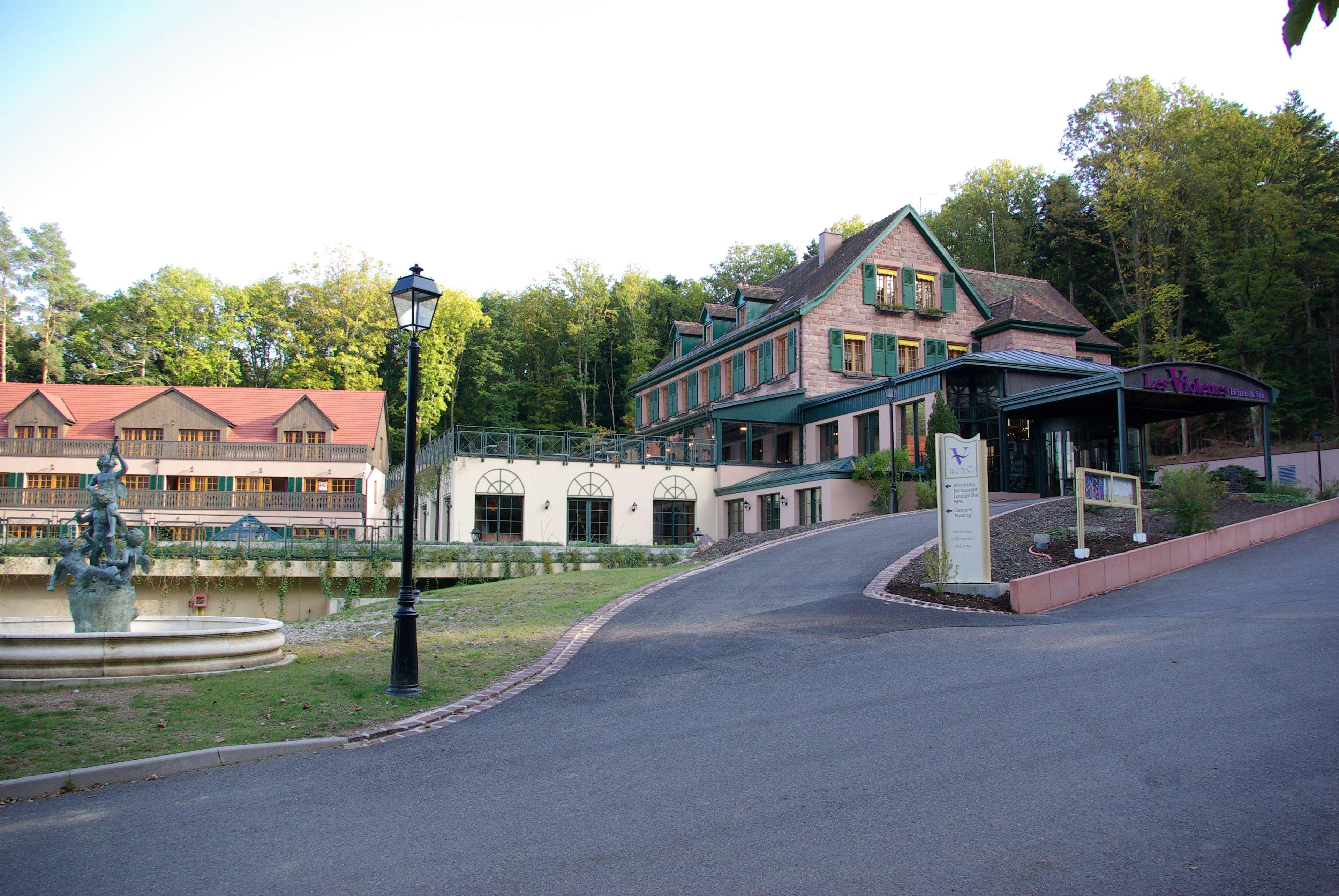Les Violettes Hotel & Spa Alsace, BW Premier, Haut-Rhin