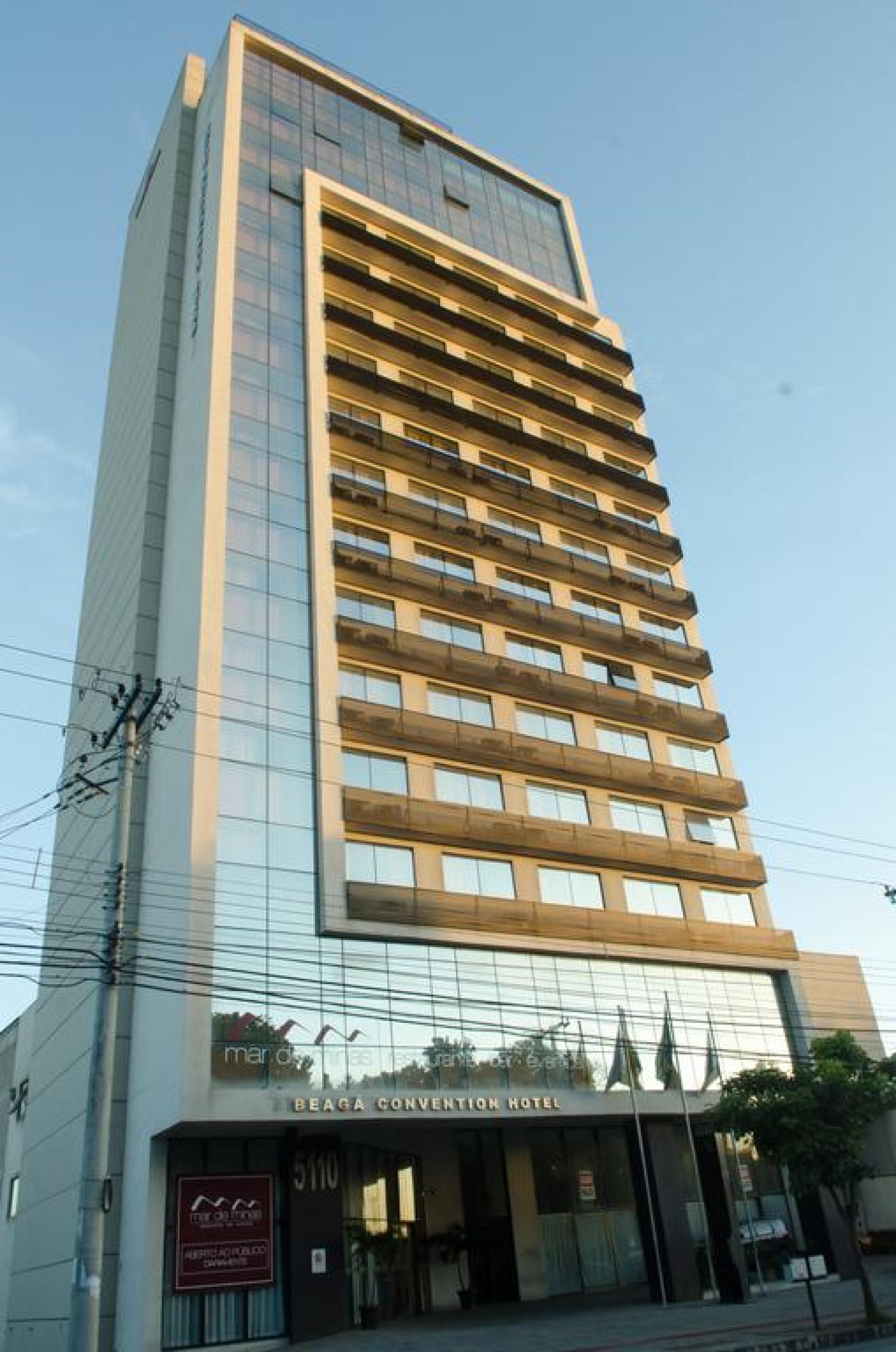 Hotel Beaga Convention Expominas by MHB, Belo Horizonte