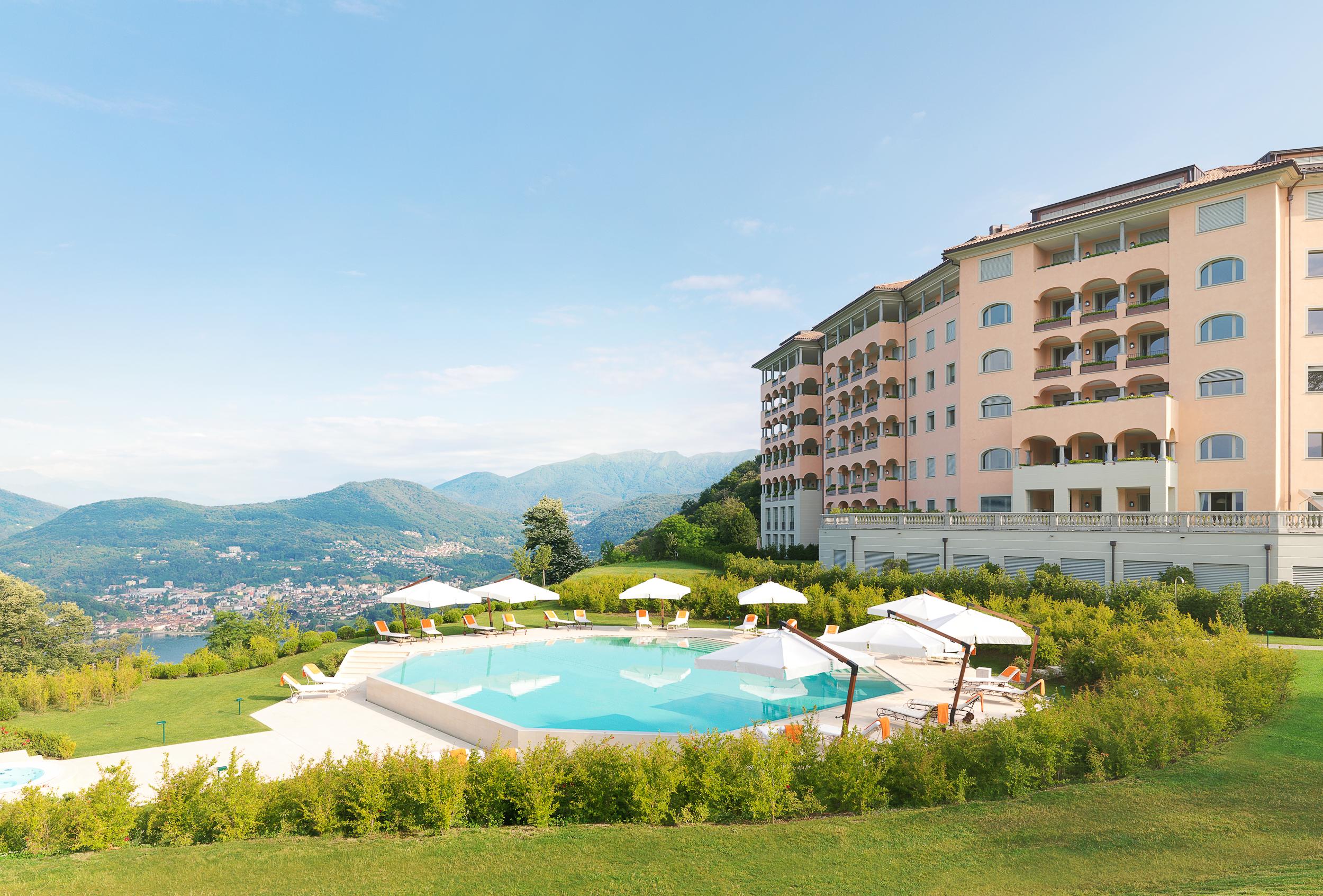 Resort Collina D'Oro, Lugano