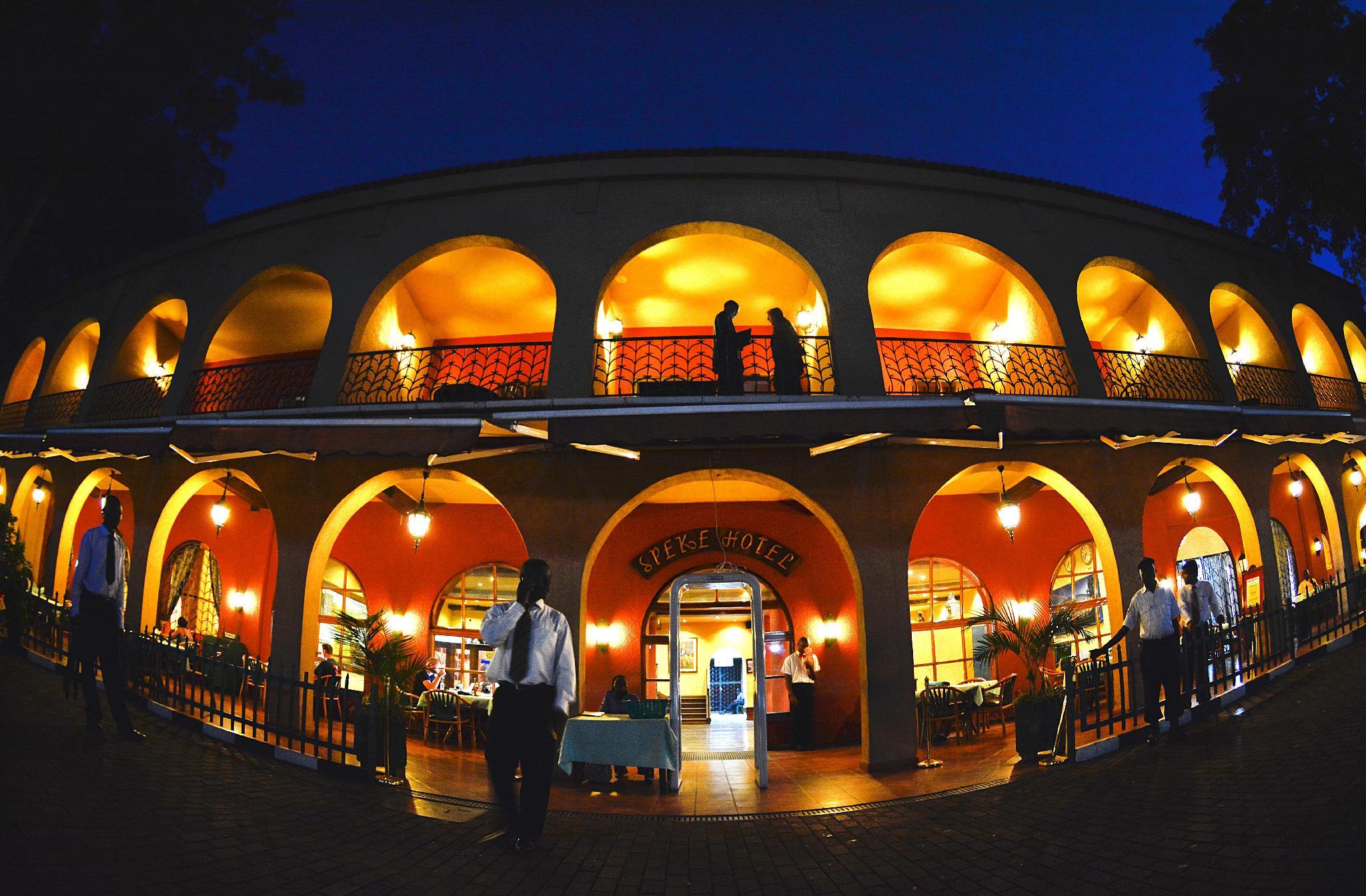 Speke Hotel 1996, Kampala