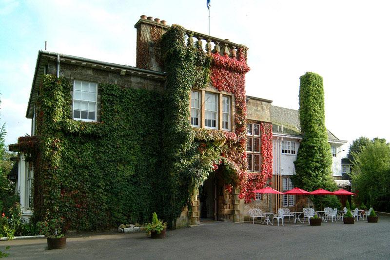 Dalmeny Park Country House Hotel Gardens, East Renfrewshire