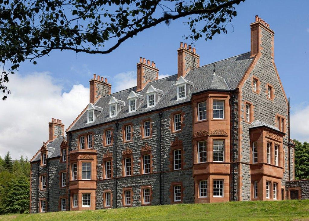 Glencoe House, Highland