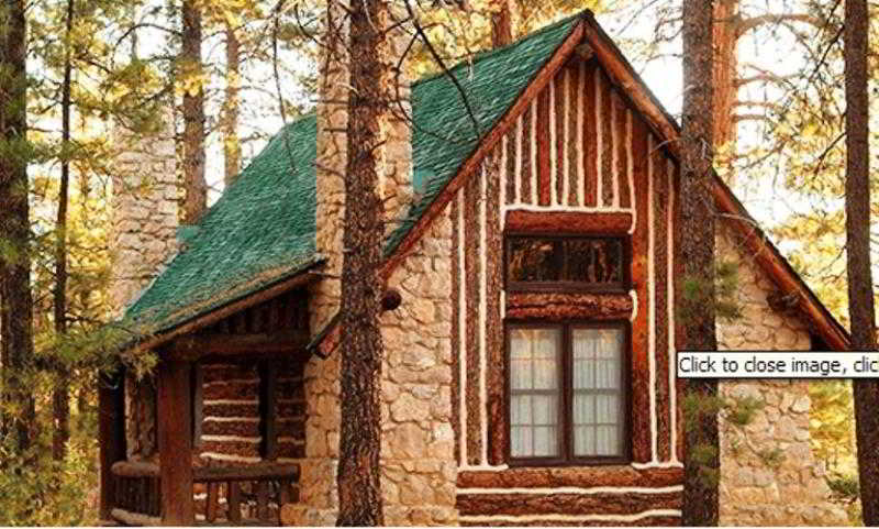 The Lodge at Bryce Canyon, Garfield