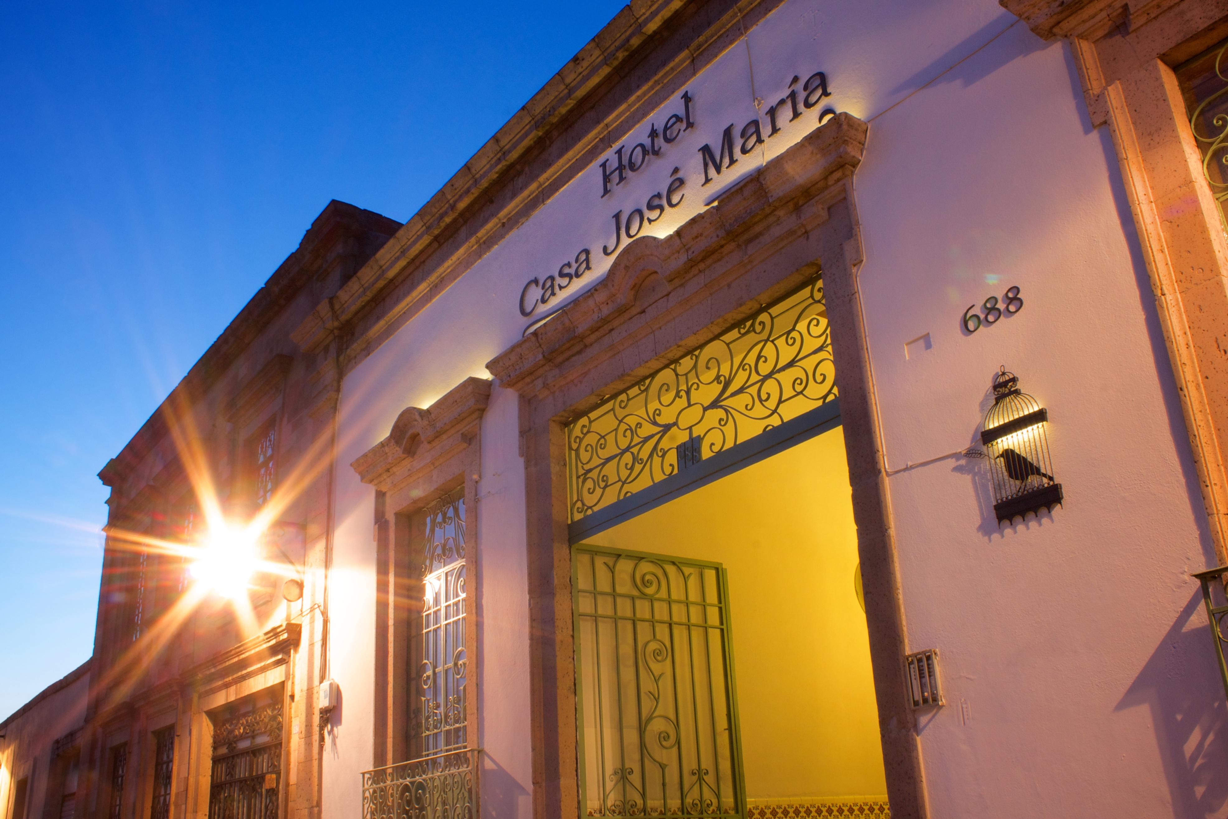 Casa Jose Maria Hotel, Morelia