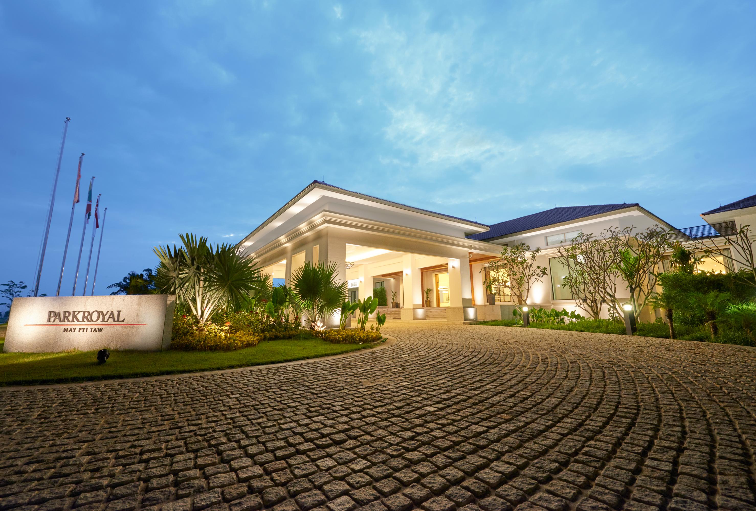 Parkroyal Nay Pyi Taw Hotel, Naypyitaw