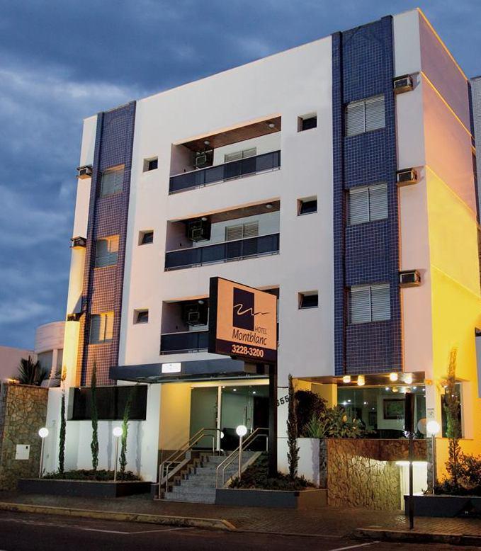 Montblanc Hotel, Uberlândia
