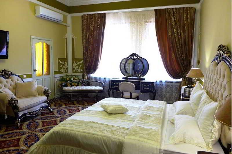 Hotel Prestige, Krasnodar gorsovet