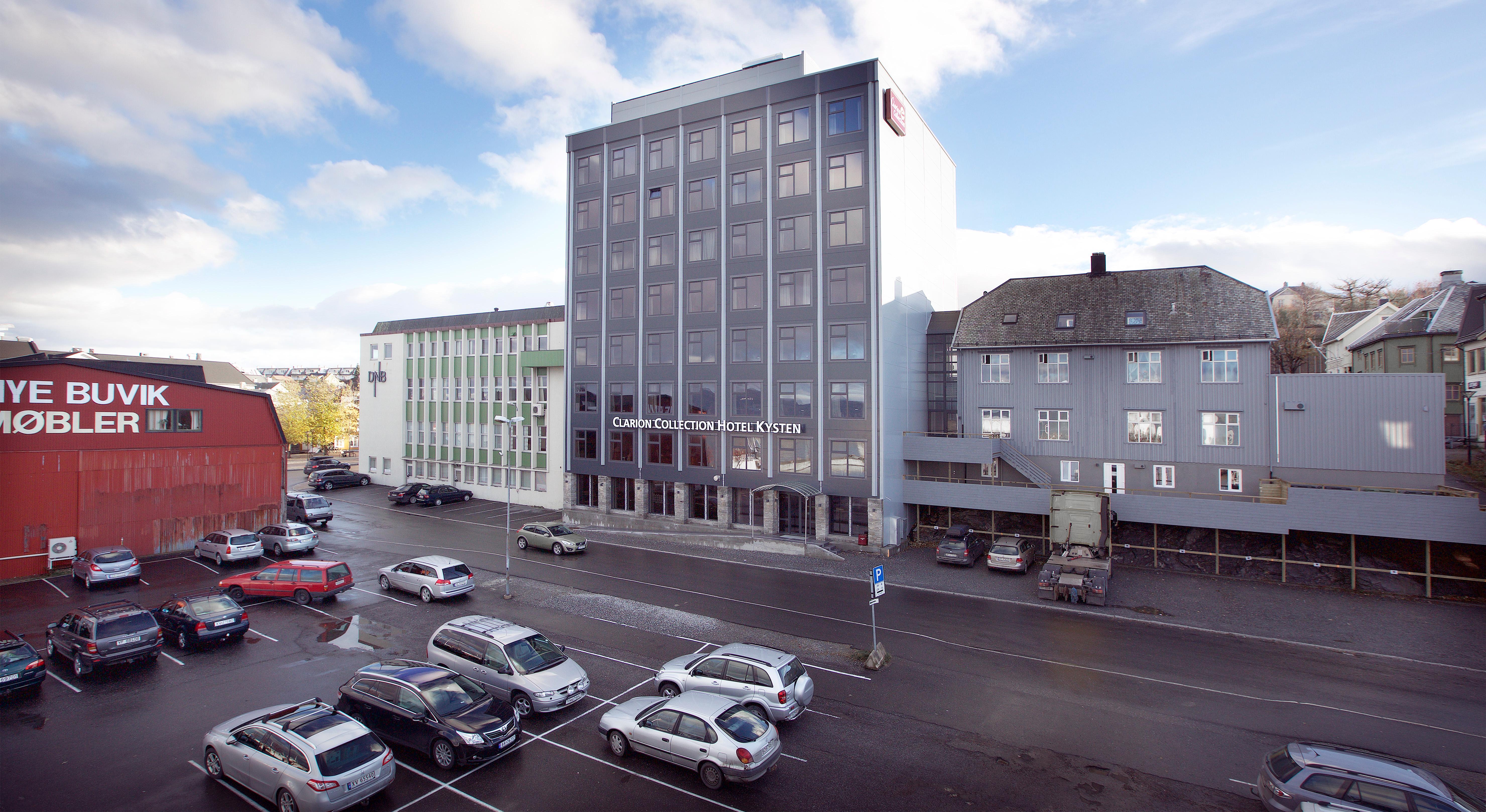 Clarion Collection Kysten, Alstahaug