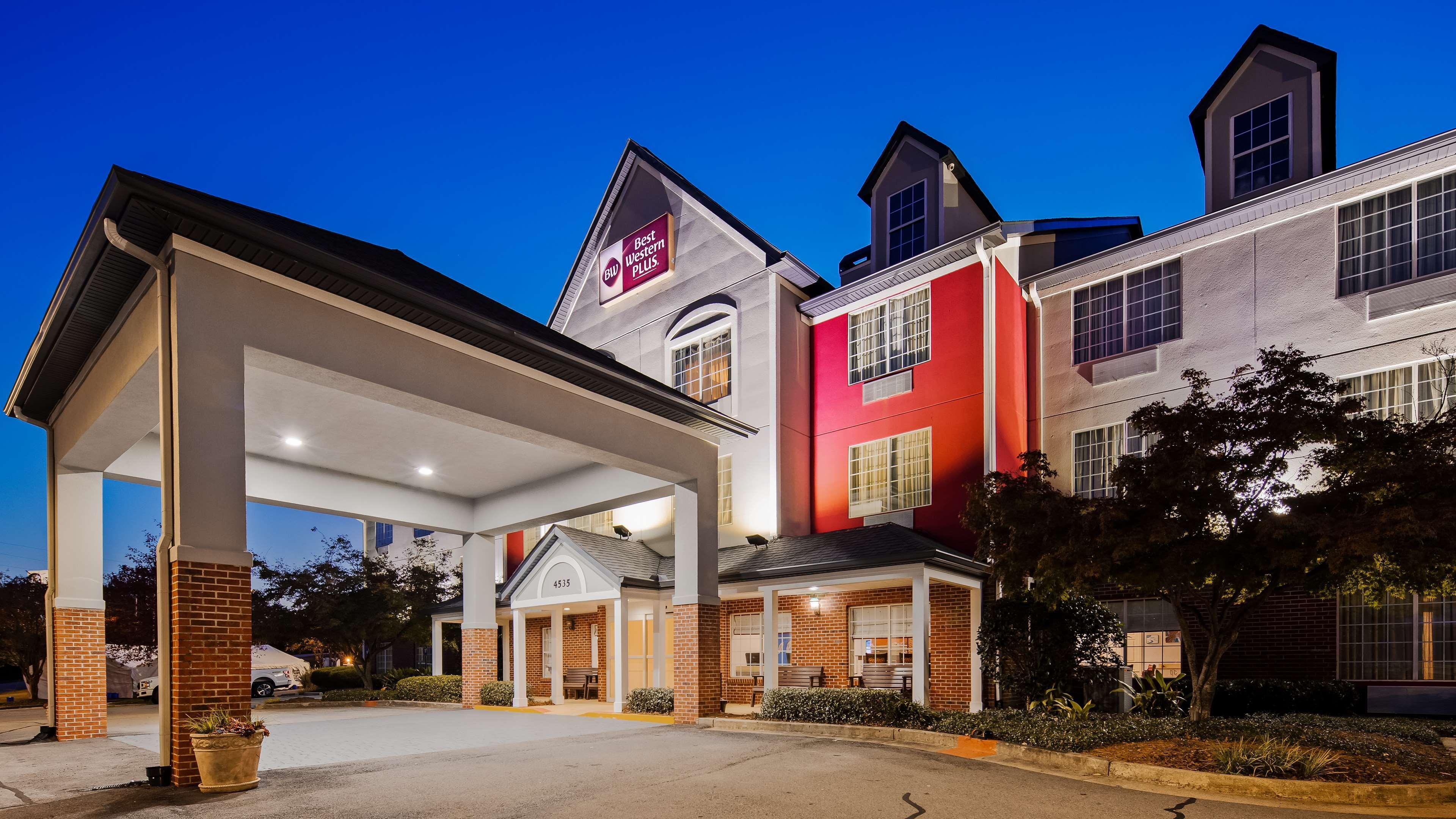 BEST WESTERN PLUS Lake Lanier Gainesville Hotel &, Hall