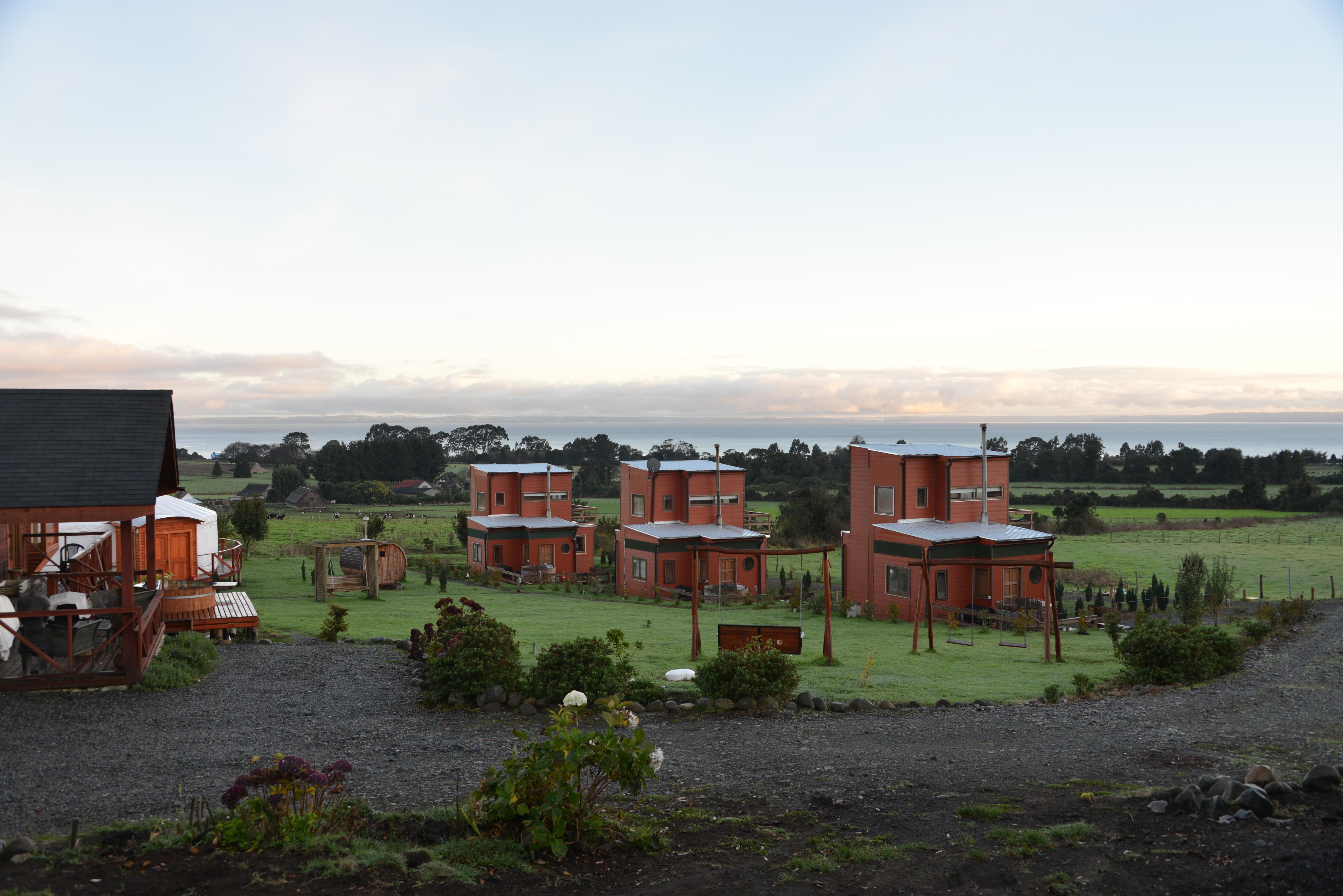 Cabañas Anulen Puerto Varas, Llanquihue