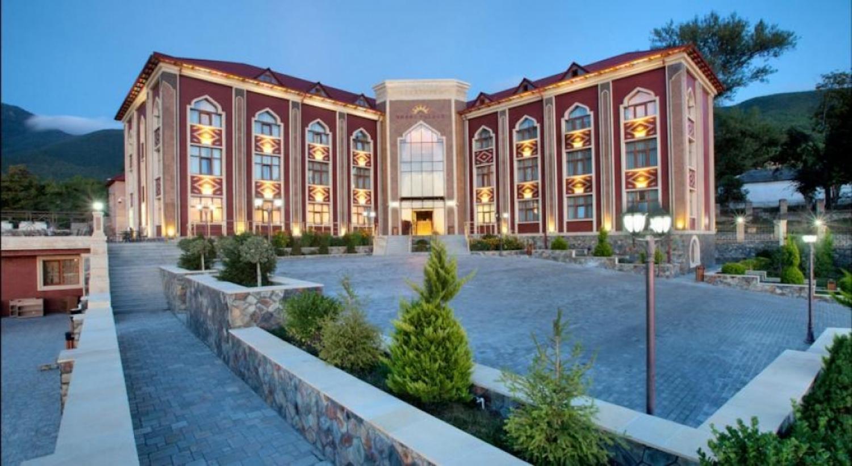 Sheki Palace, Şəki City