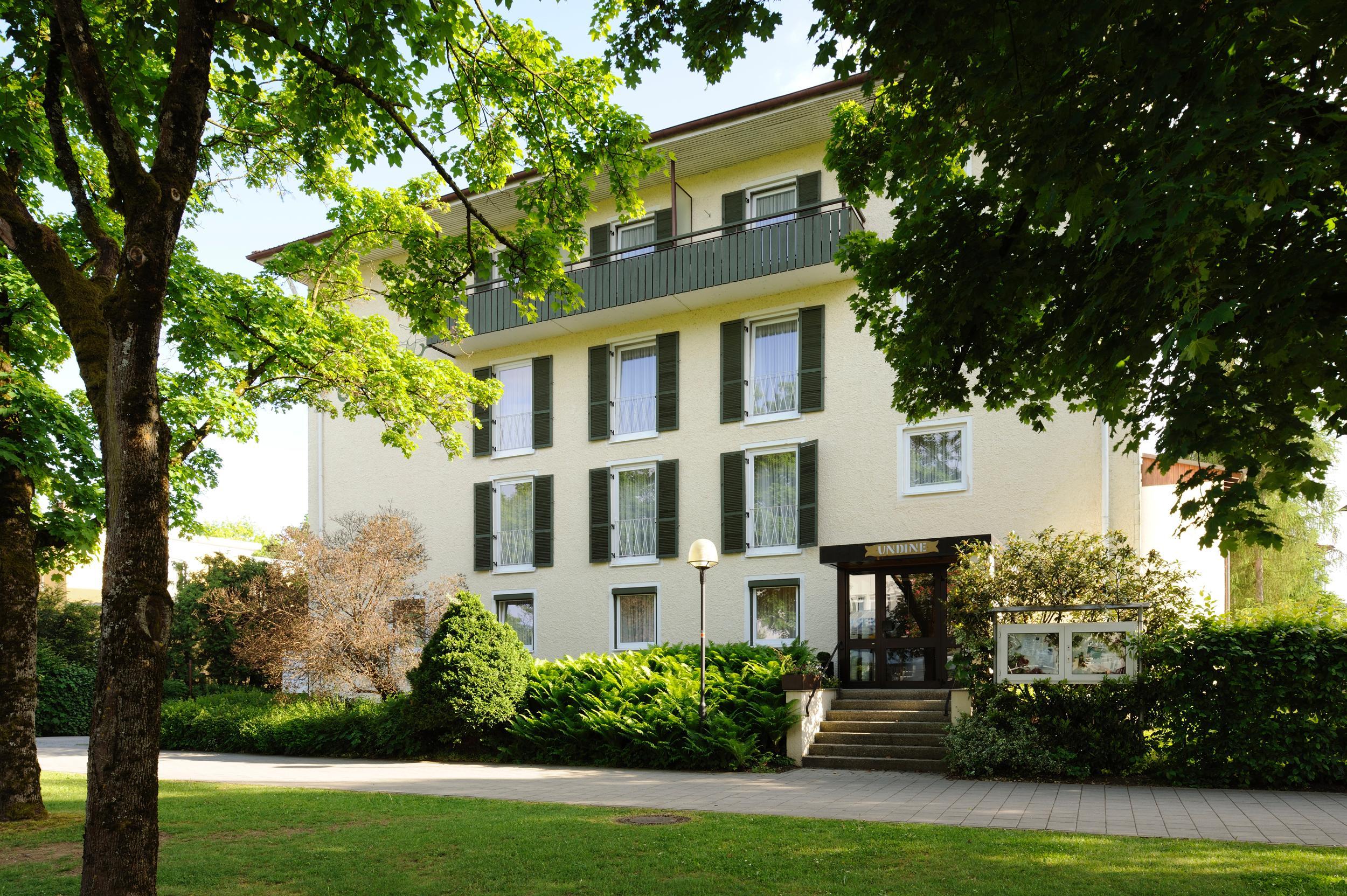 JOHANNESBAD HOTEL UNDINE, Passau