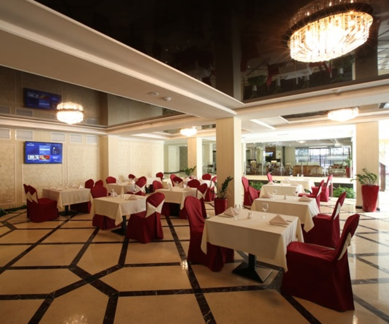 City Hotel en Bishkek