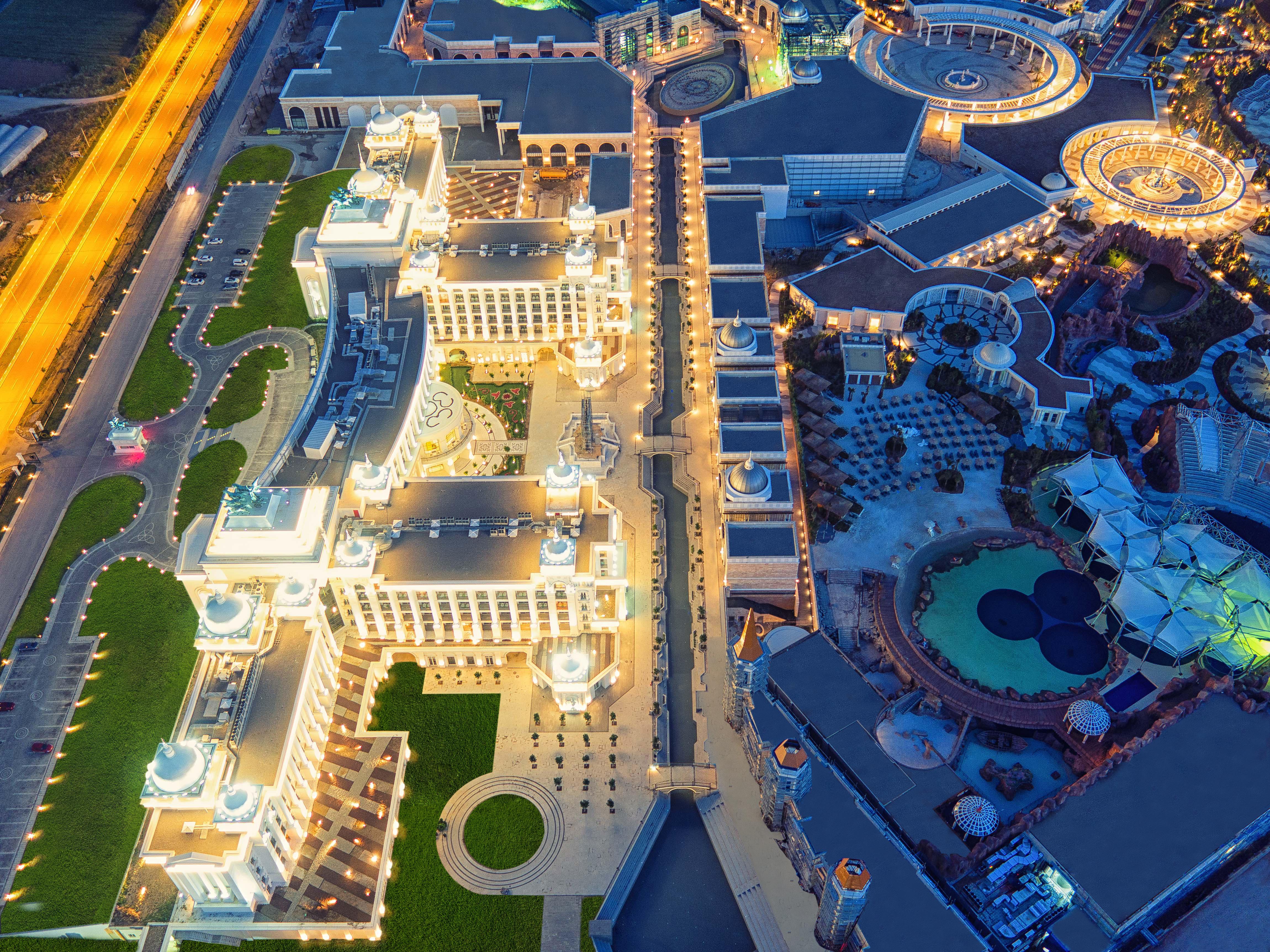 The Land Of Legends Kingdom Hotel, Serik