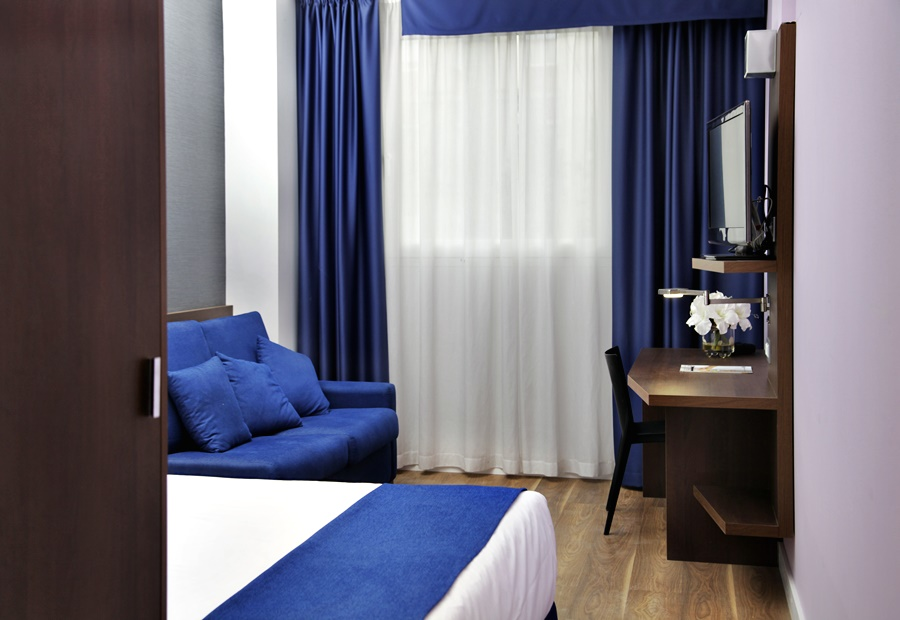 Hotel Universidades en Valencia