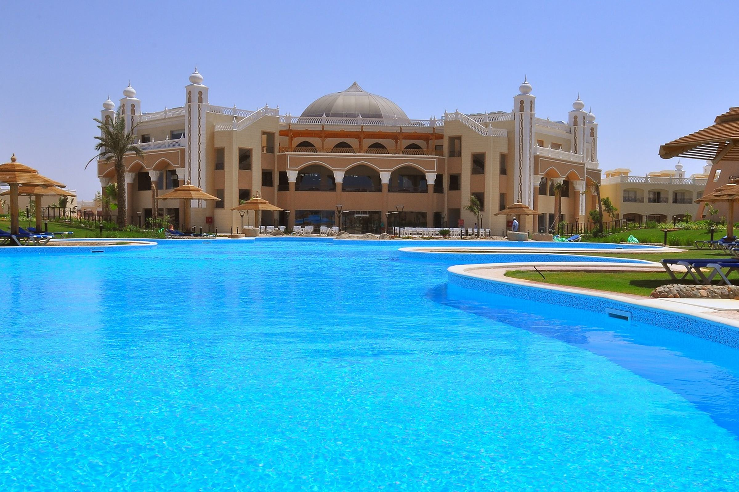 Jasmine Palace Resort, Safaja
