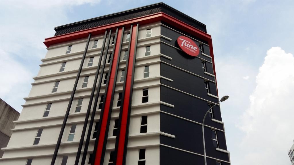 Tune Hotel KL PWTC, Kuala Lumpur