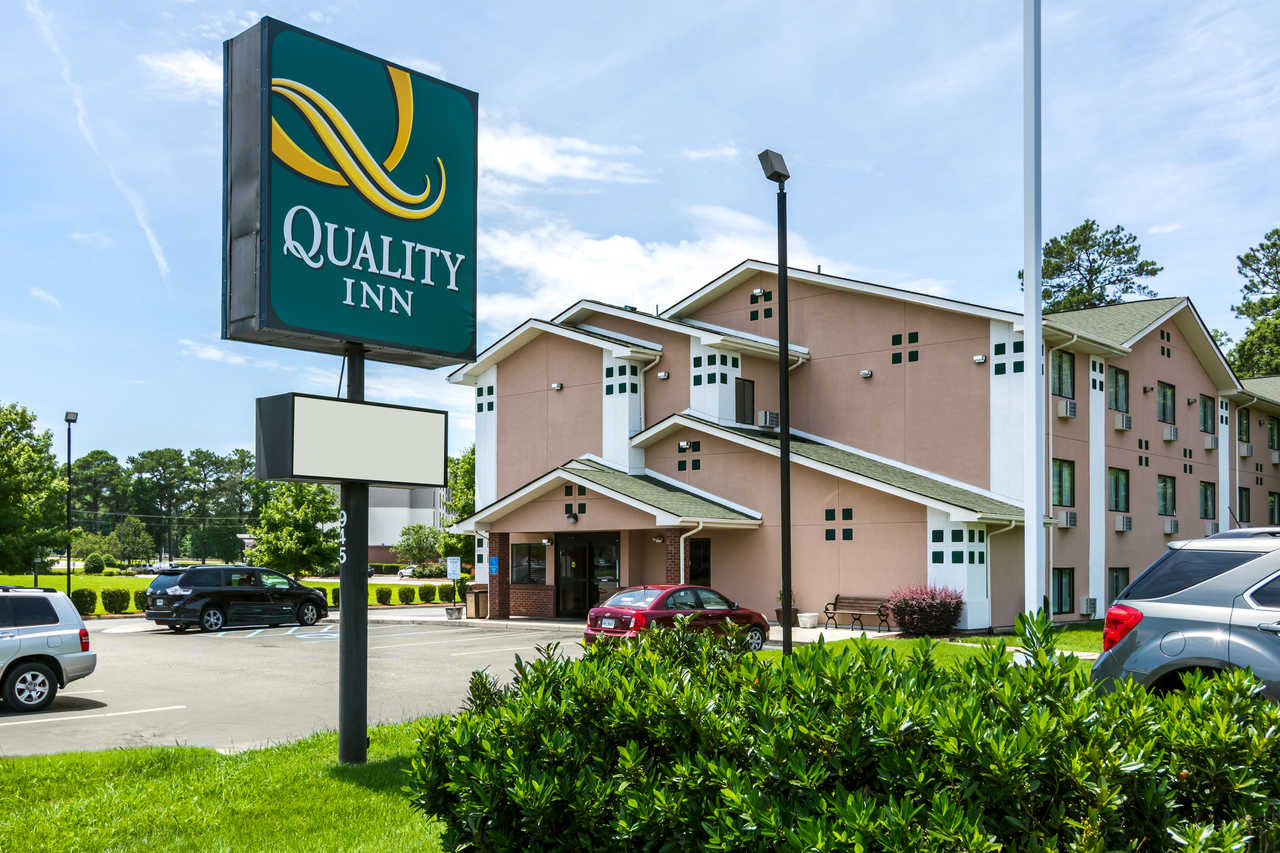 Quality Inn, Newport News