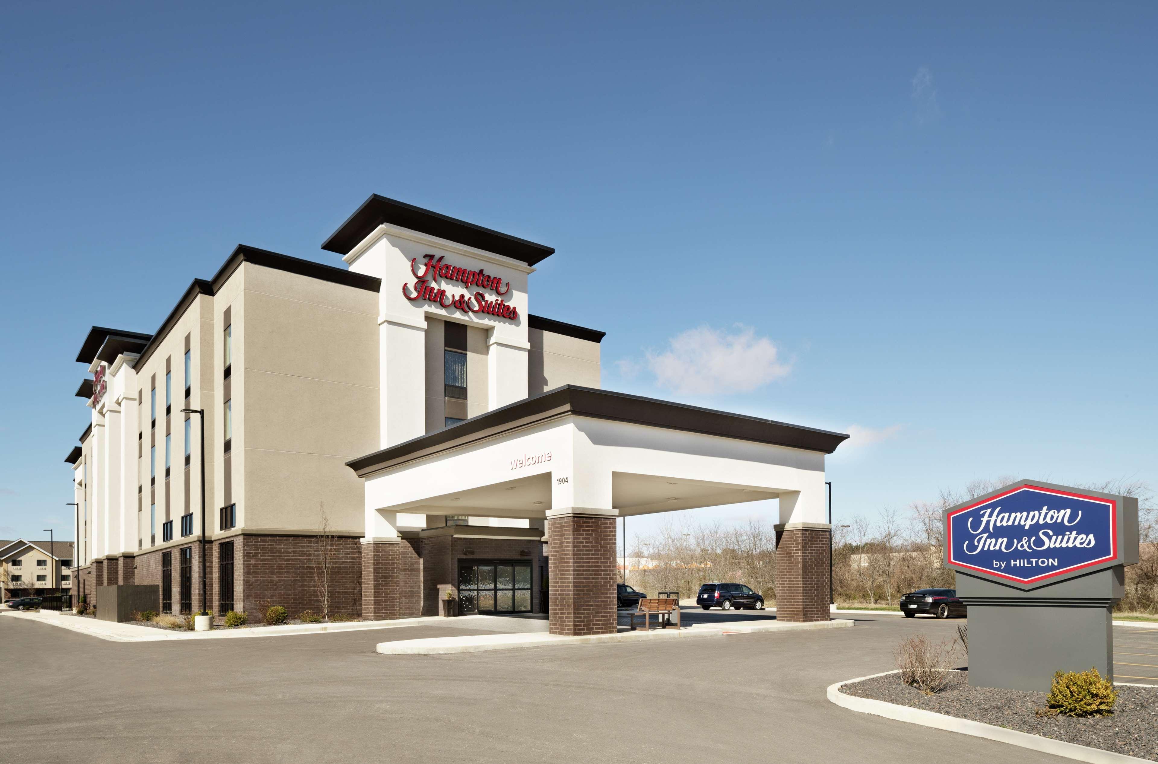 Hampton Inn and Suites St. Louis/Alton, IL, Madison