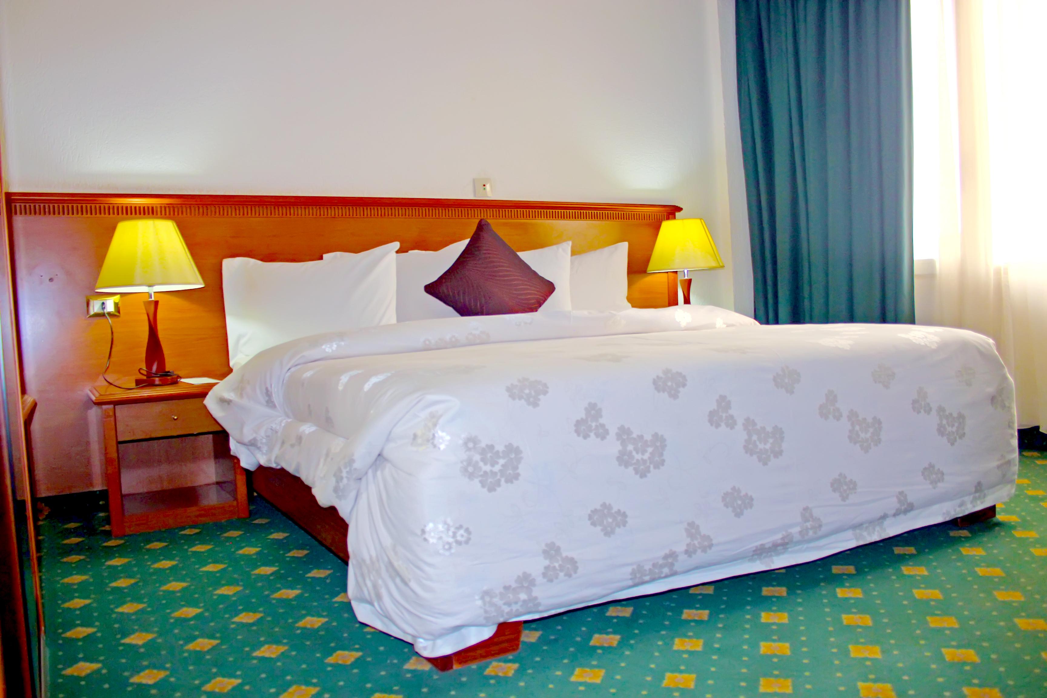 Splendid Hotel en Ouagadougou