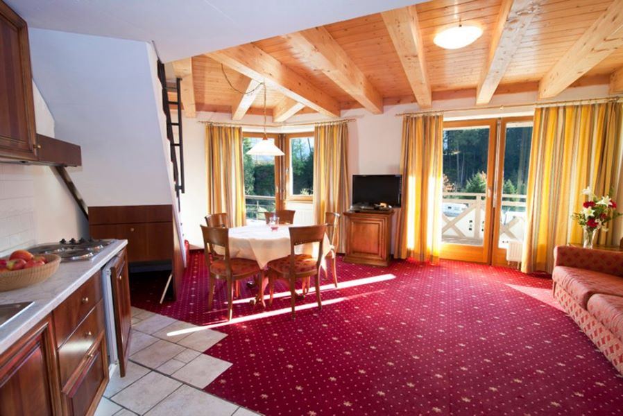 Residence Chalet Corones, Bolzano