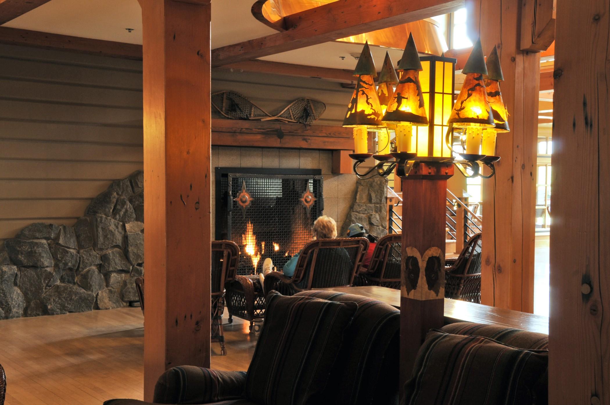 Old Faithful Snow Lodge, Teton