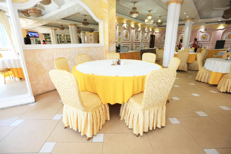 Rusina Hotel en Goma