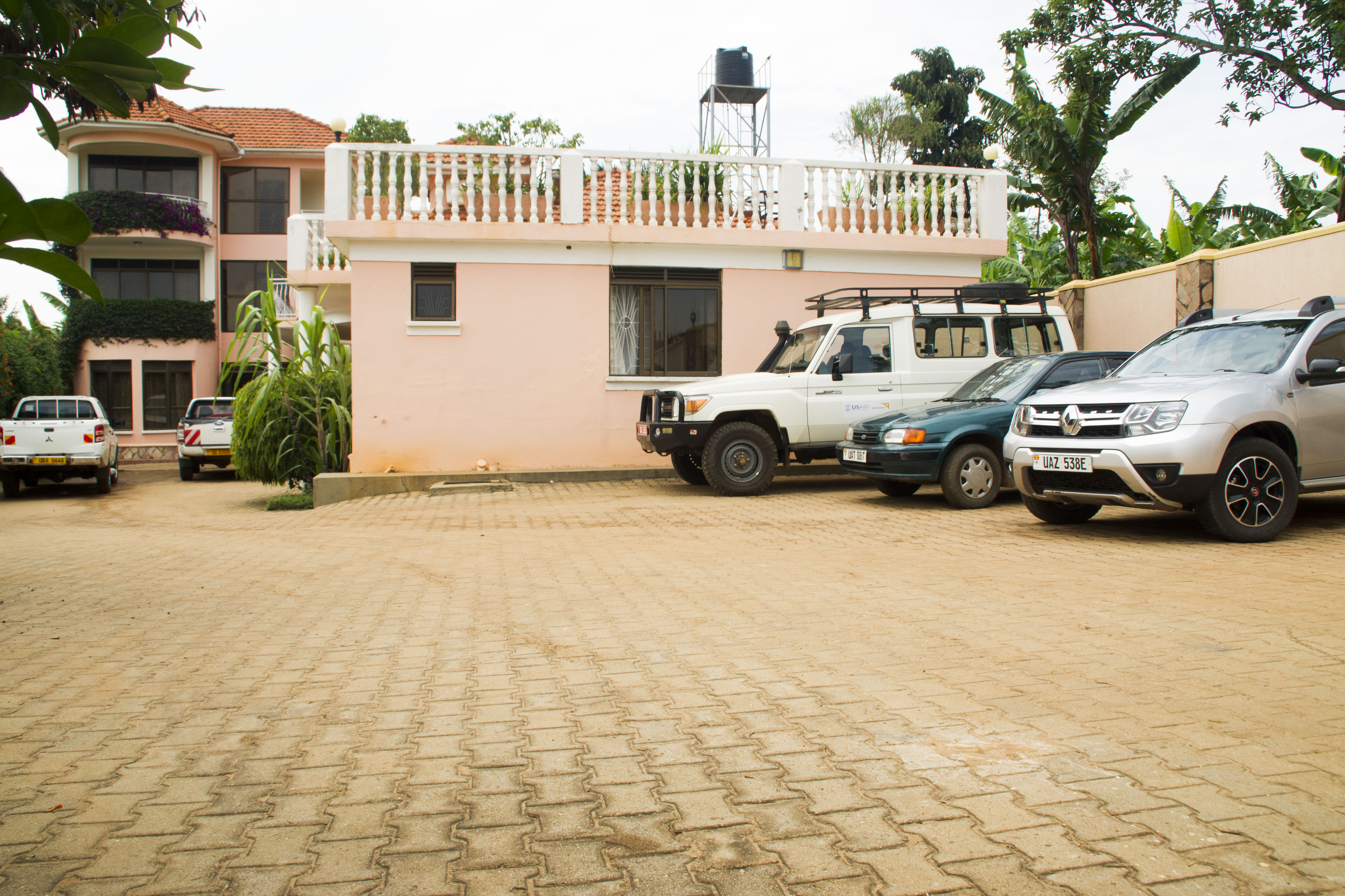 Spannet Suites, Mbarara