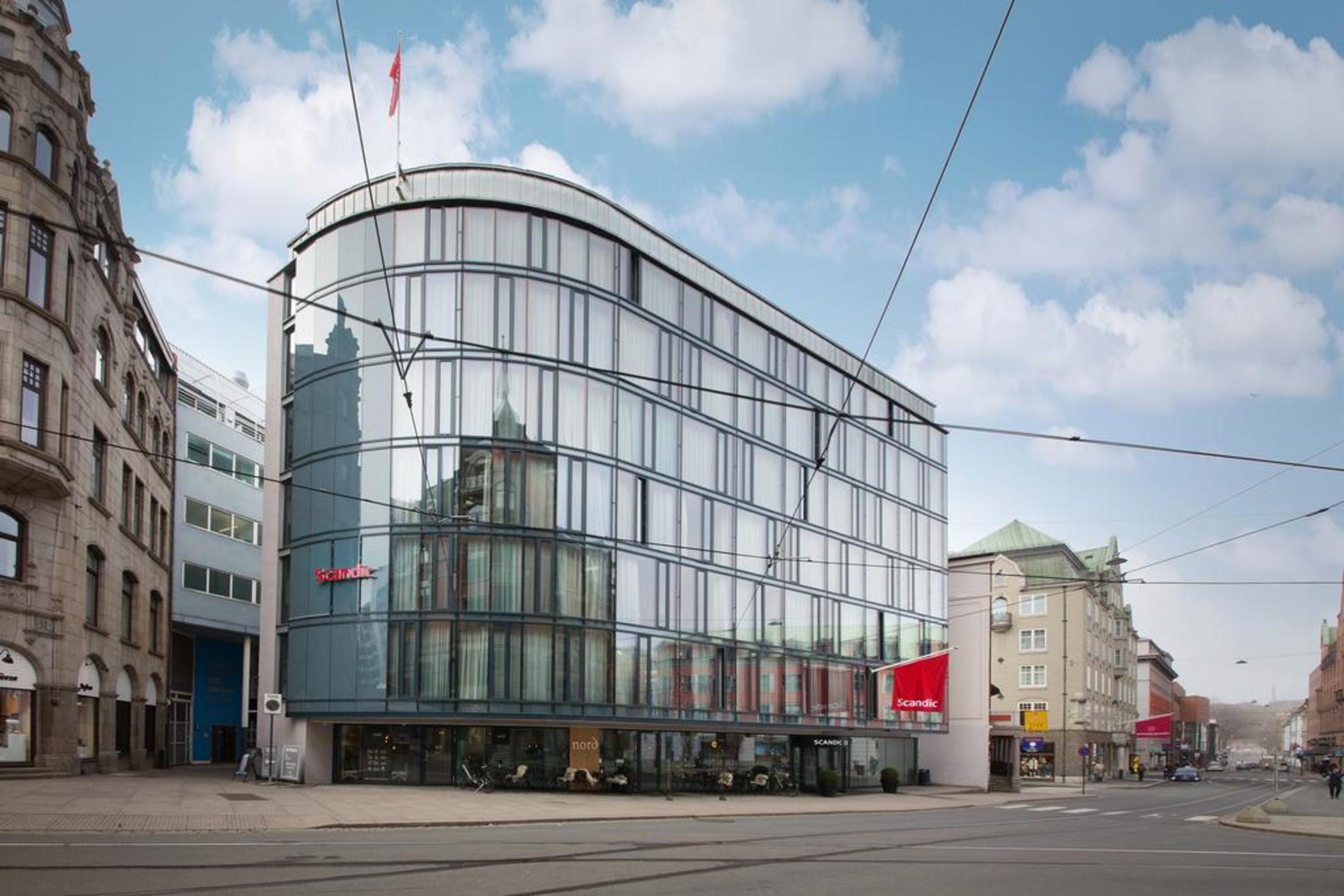 Scandic Grensen, Oslo