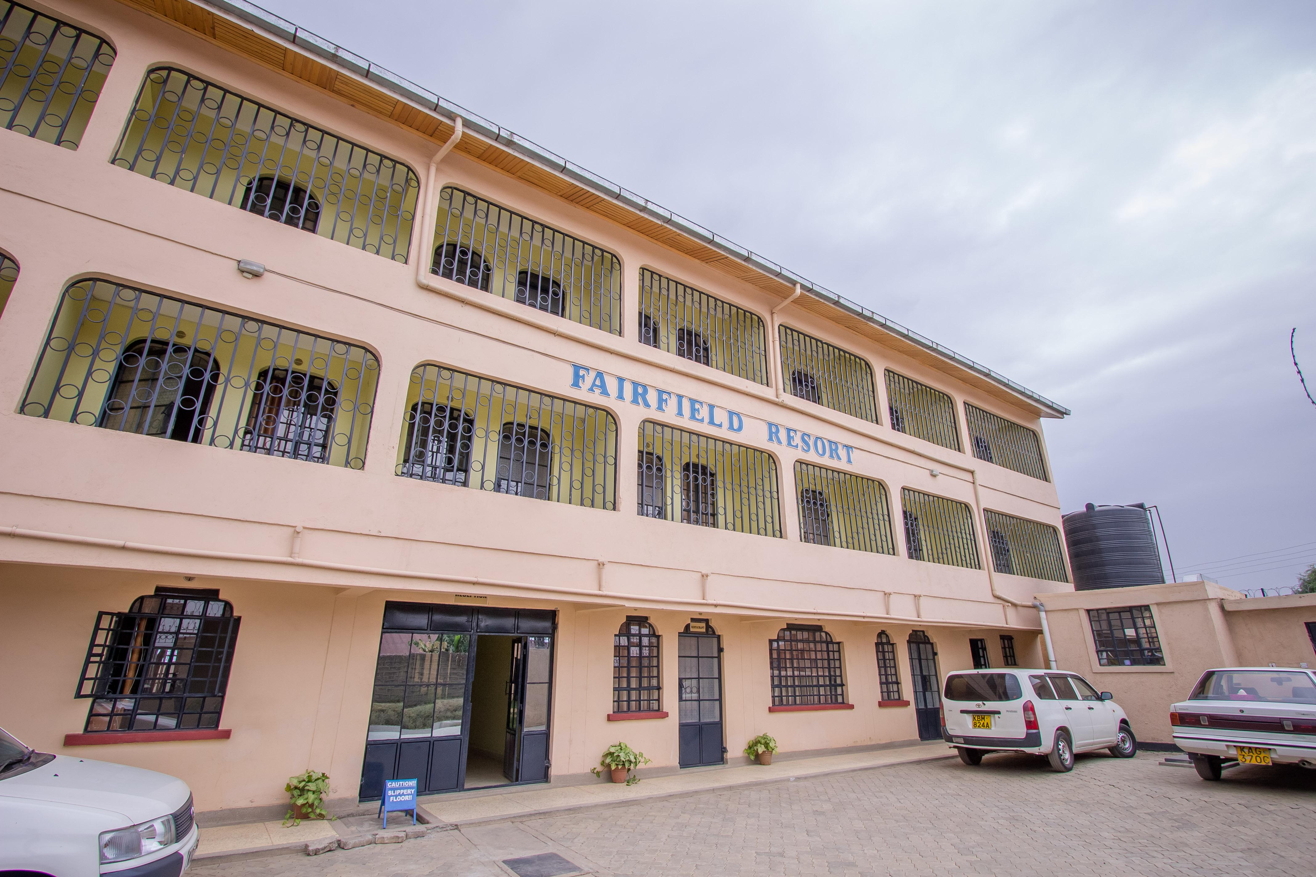 Fairfield Resort, Nakuru Town East