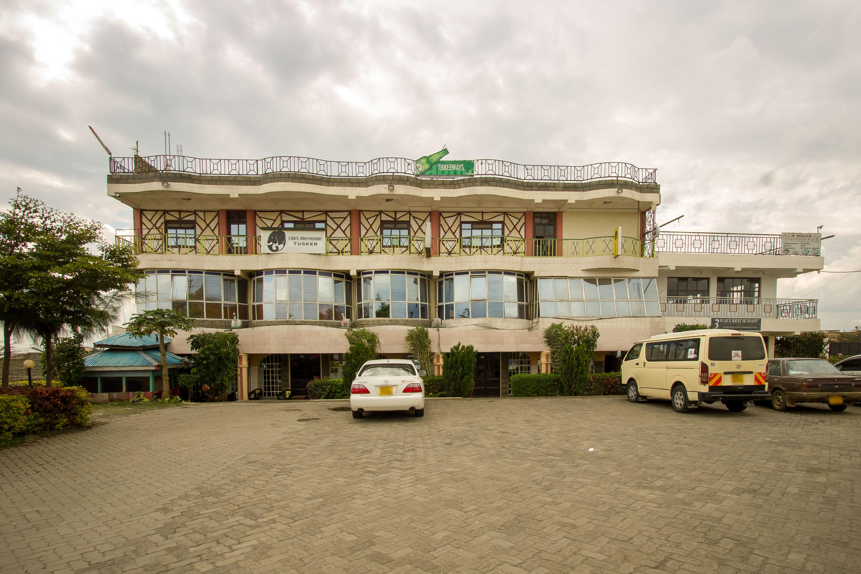 Three Ways Hotel, Naivasha