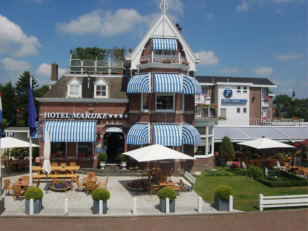 Fletcher Hotel-Restaurant Marijke, Bergen